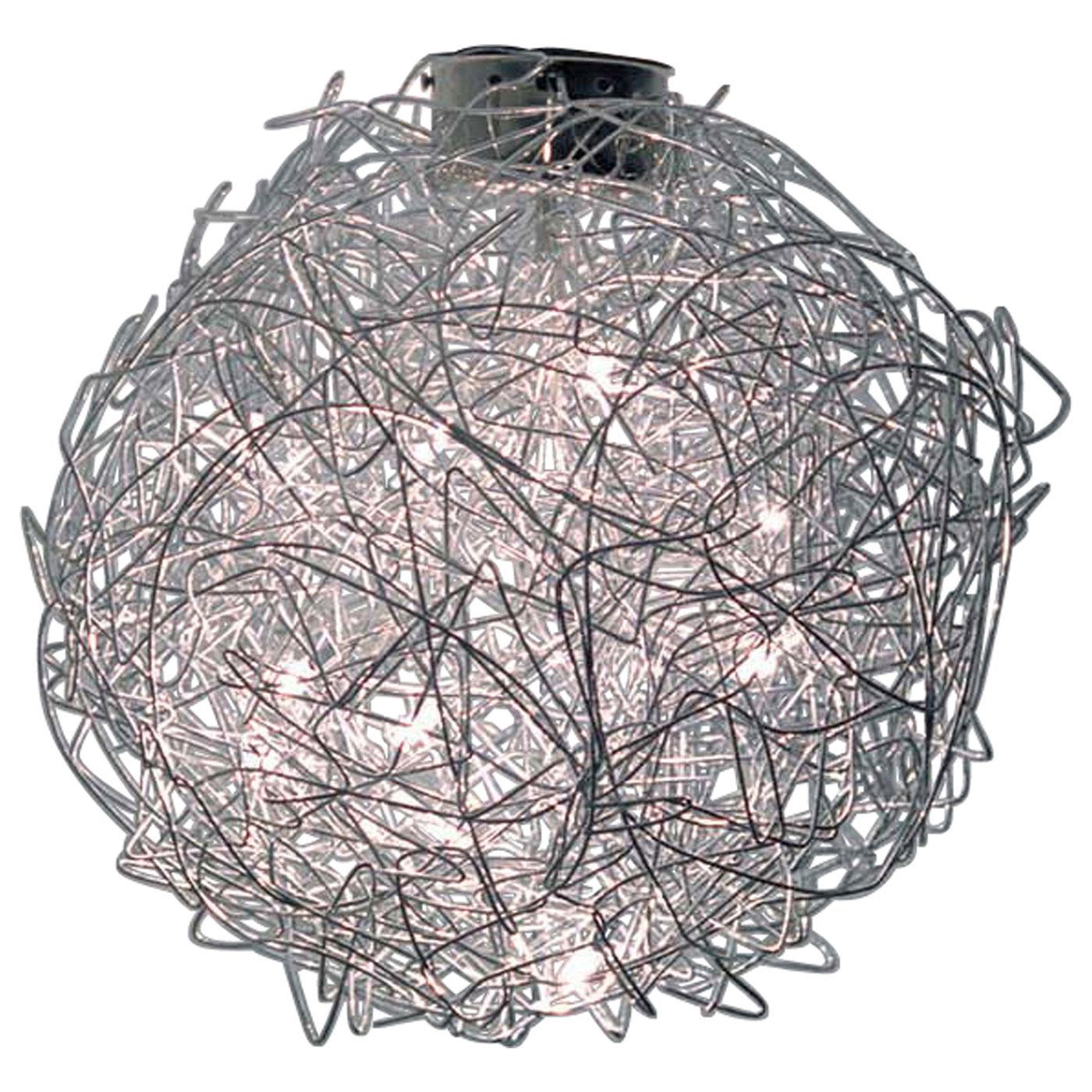 catellani smith fil de fer soffitto preisvergleich deckenleuchte g nstig kaufen bei. Black Bedroom Furniture Sets. Home Design Ideas