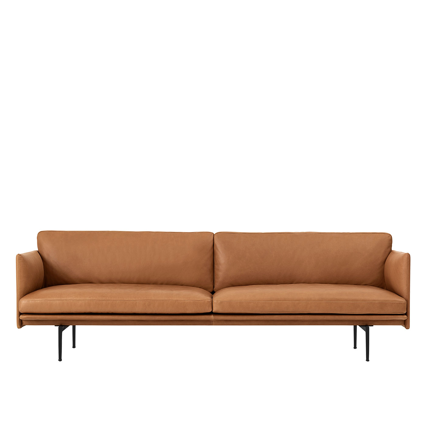 leder dreisitzer. Black Bedroom Furniture Sets. Home Design Ideas