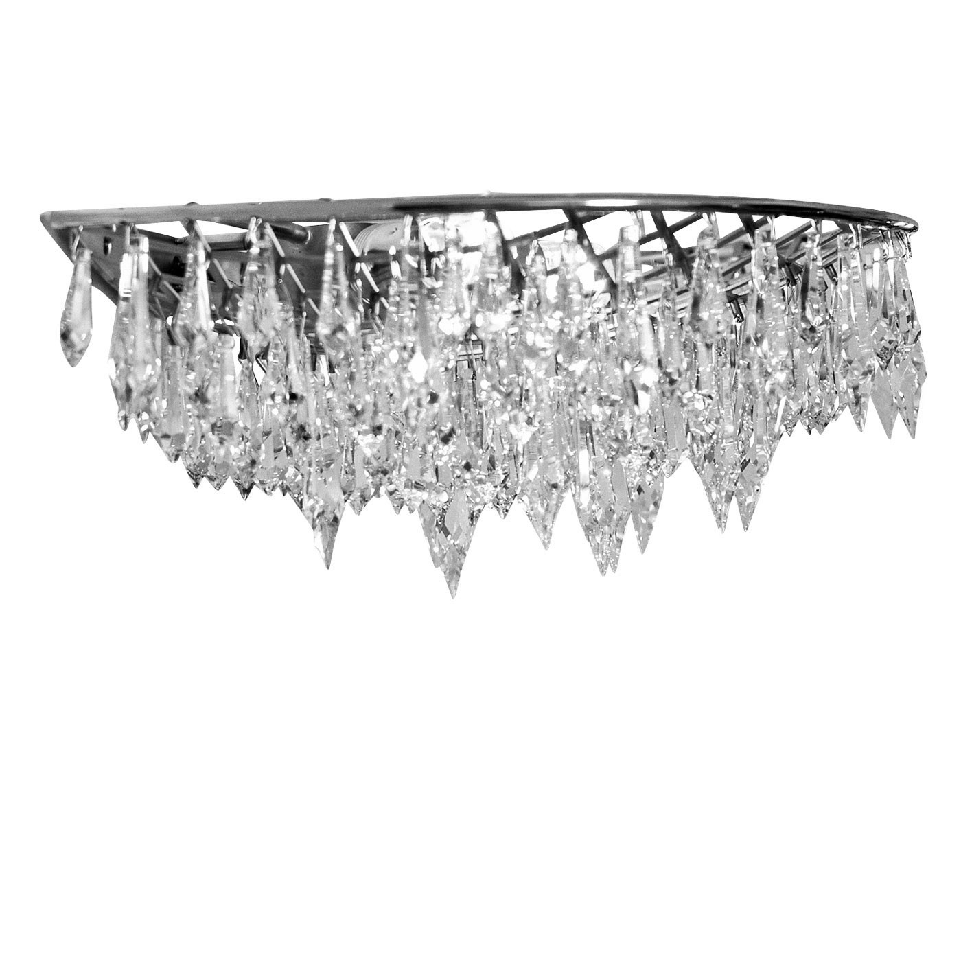 Anthologie Quartett Crystal Rain 45 Wandleuchte