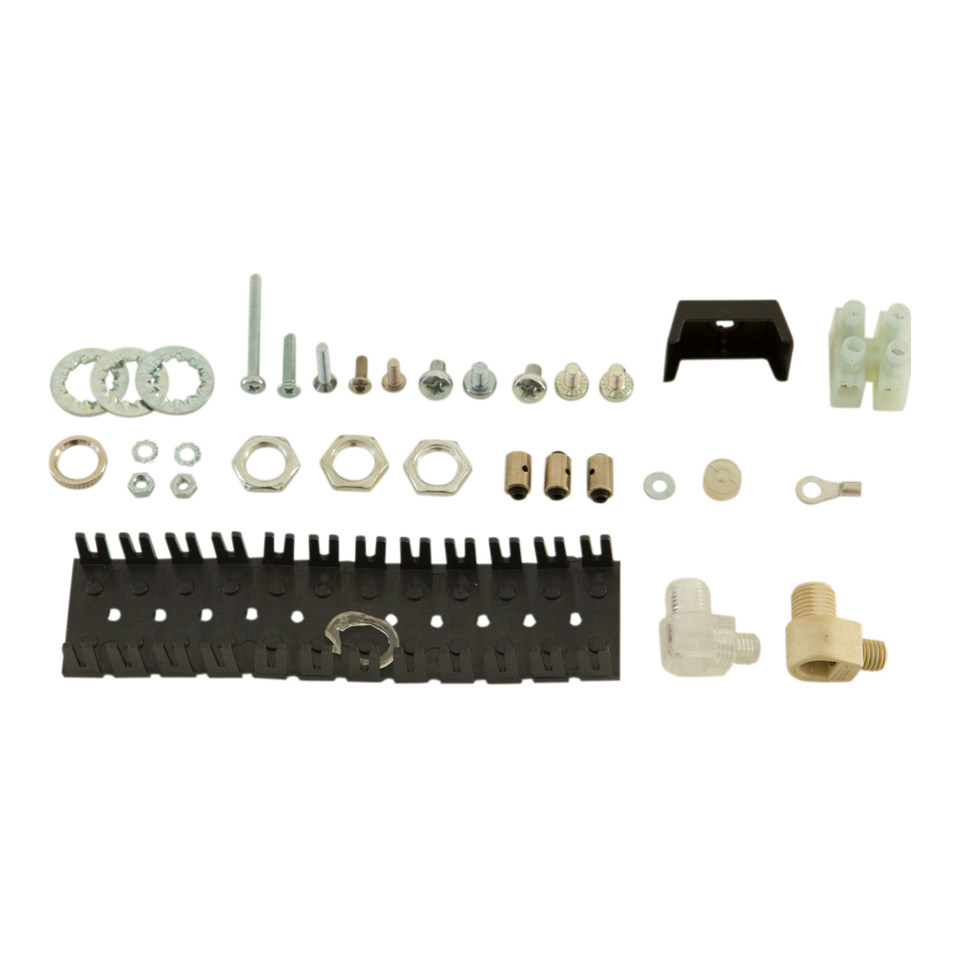 Artemide Pirce set of small replacement parts