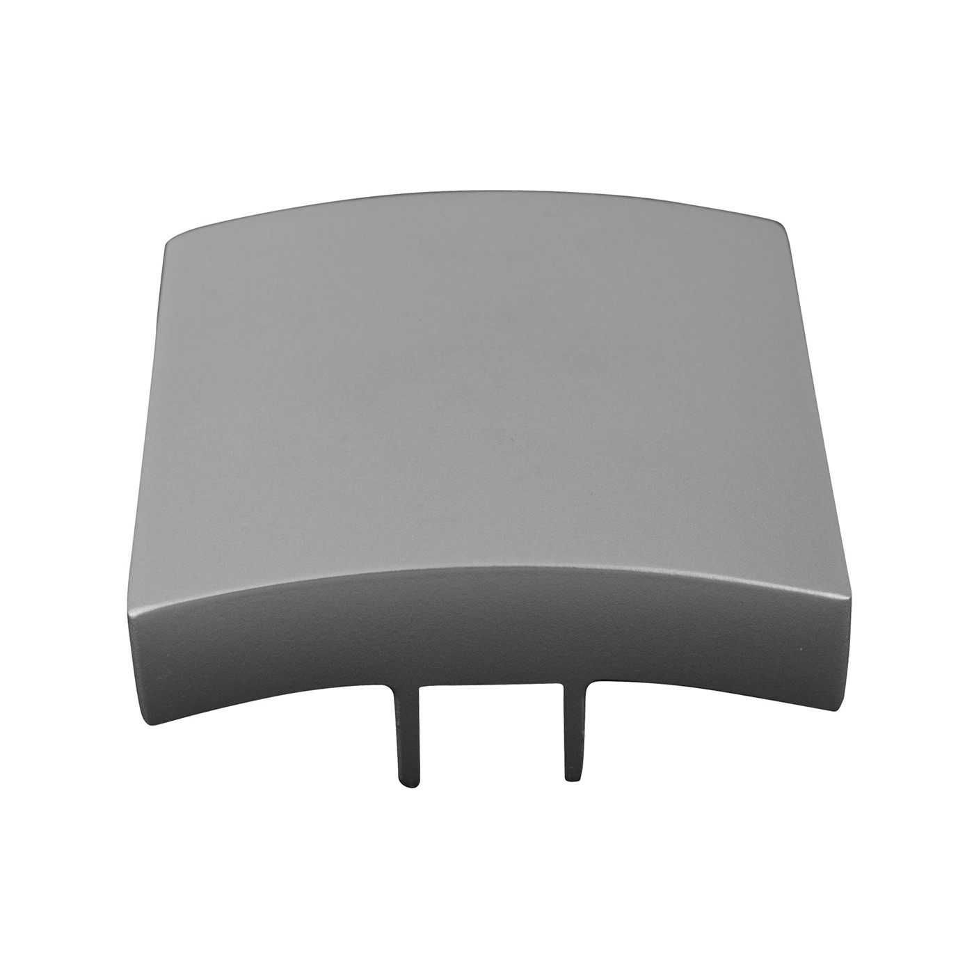 Artemide Tizio 50 replacement part lower counterbalance, silver grey