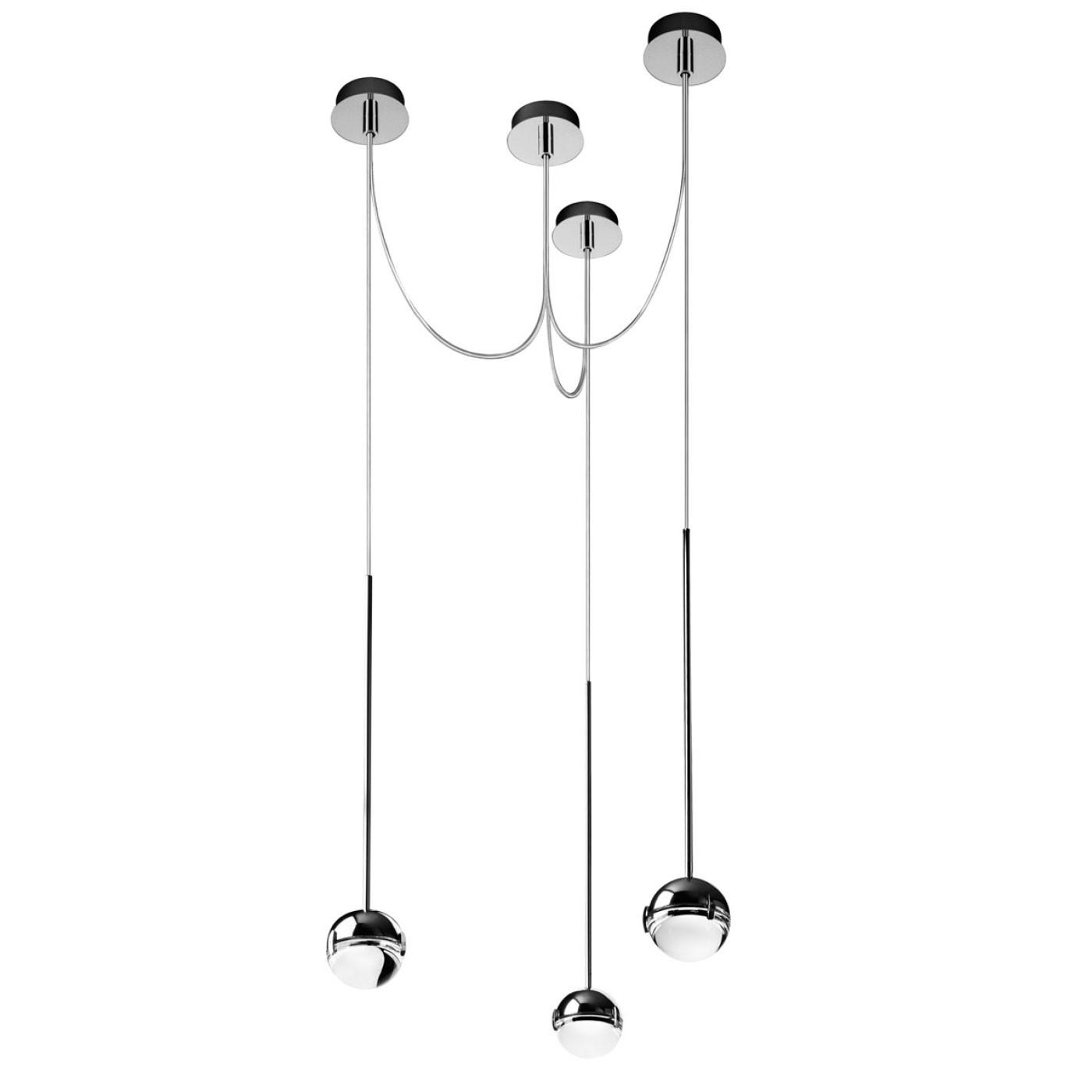 Cini & Nils Convivio new LED Sopratavolo Tre