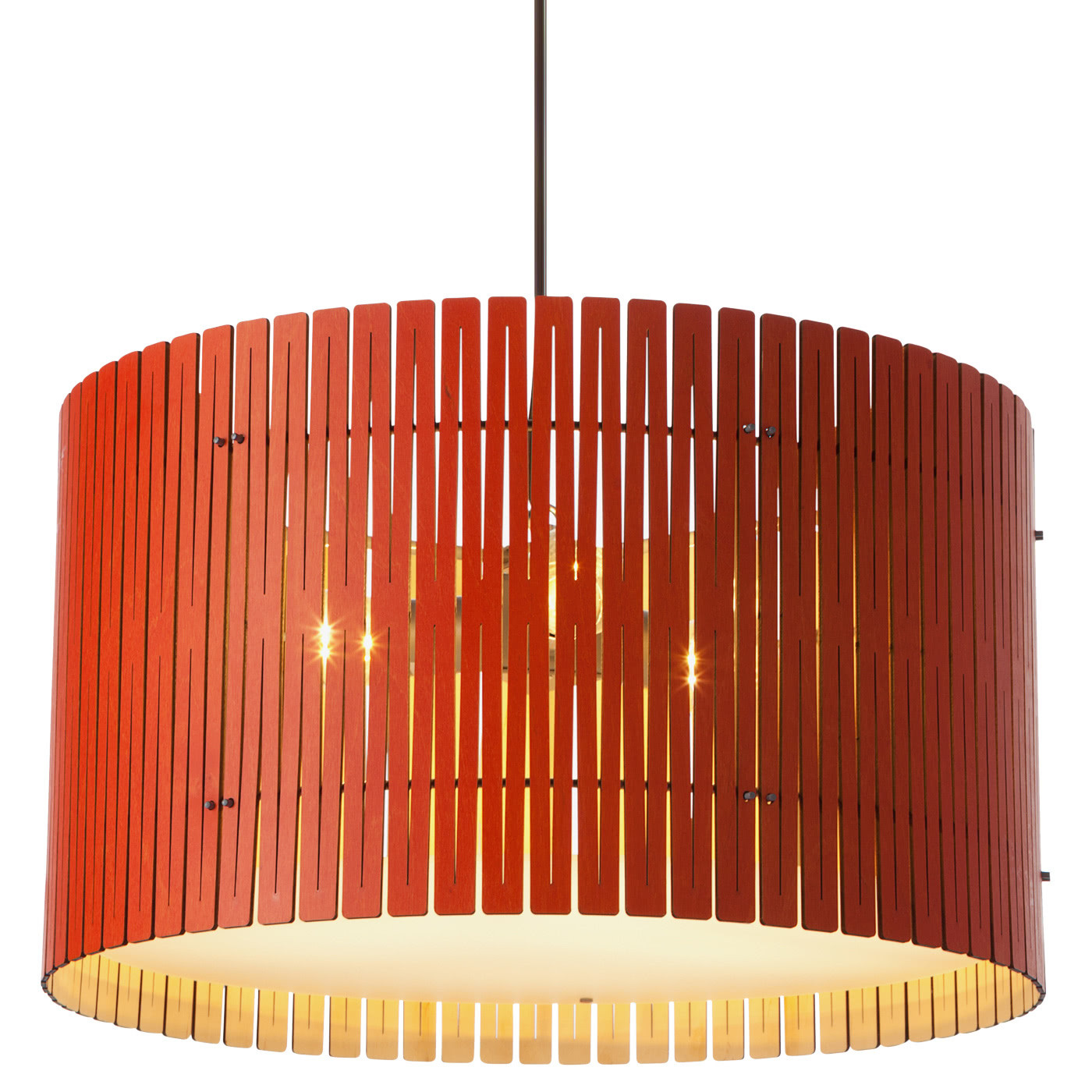 Kerflights D6 Drum Pendant Light