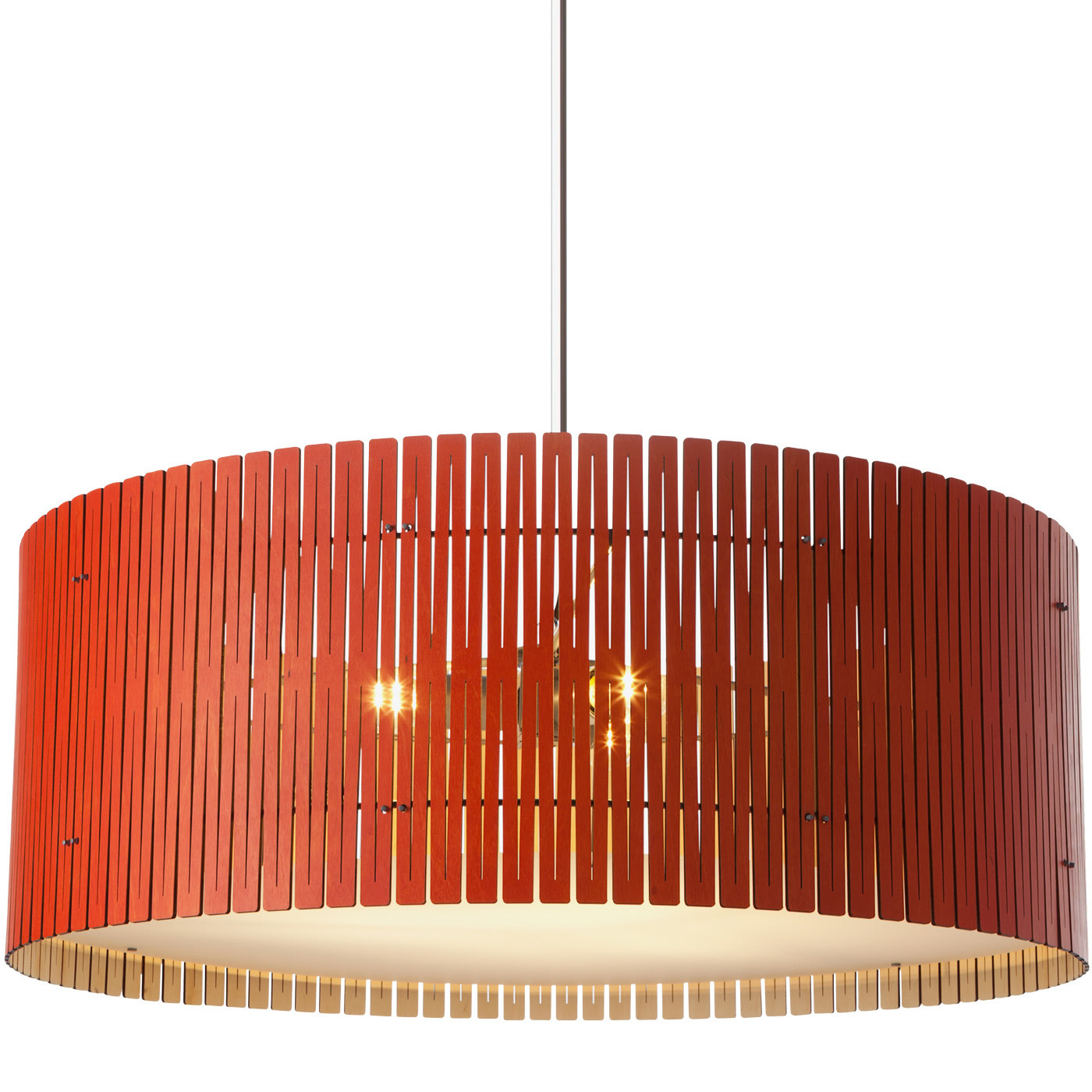 Kerflights D9 Drum Pendant Light