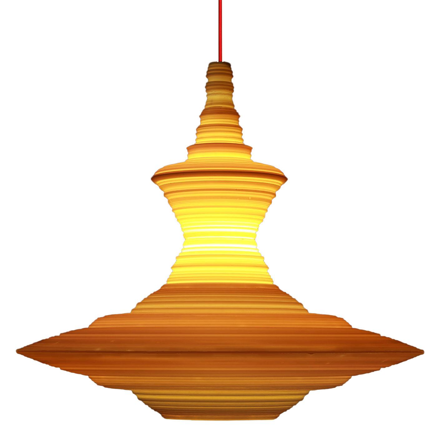 Innermost Stupa 56 Suspension