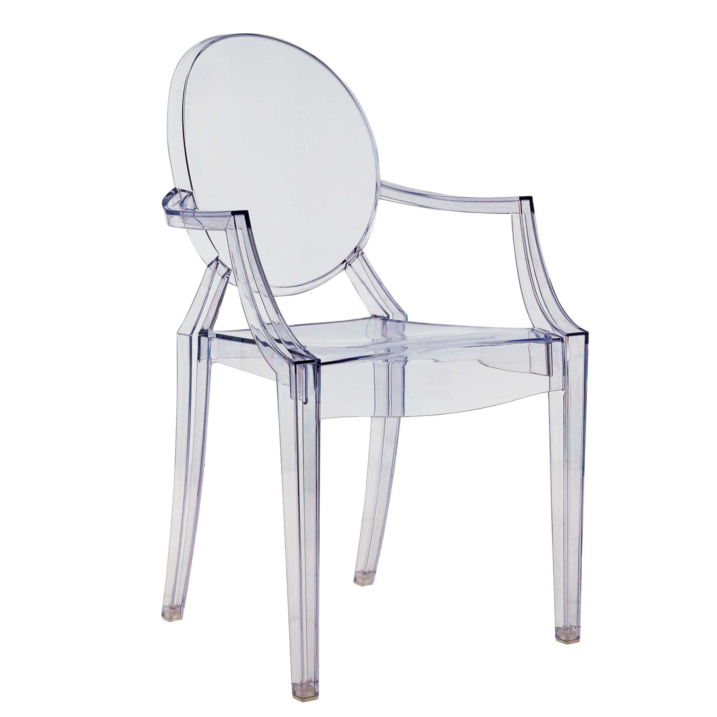 Fauteuil Louis Ghost De Philippe Starck kartell louis ghost 4852