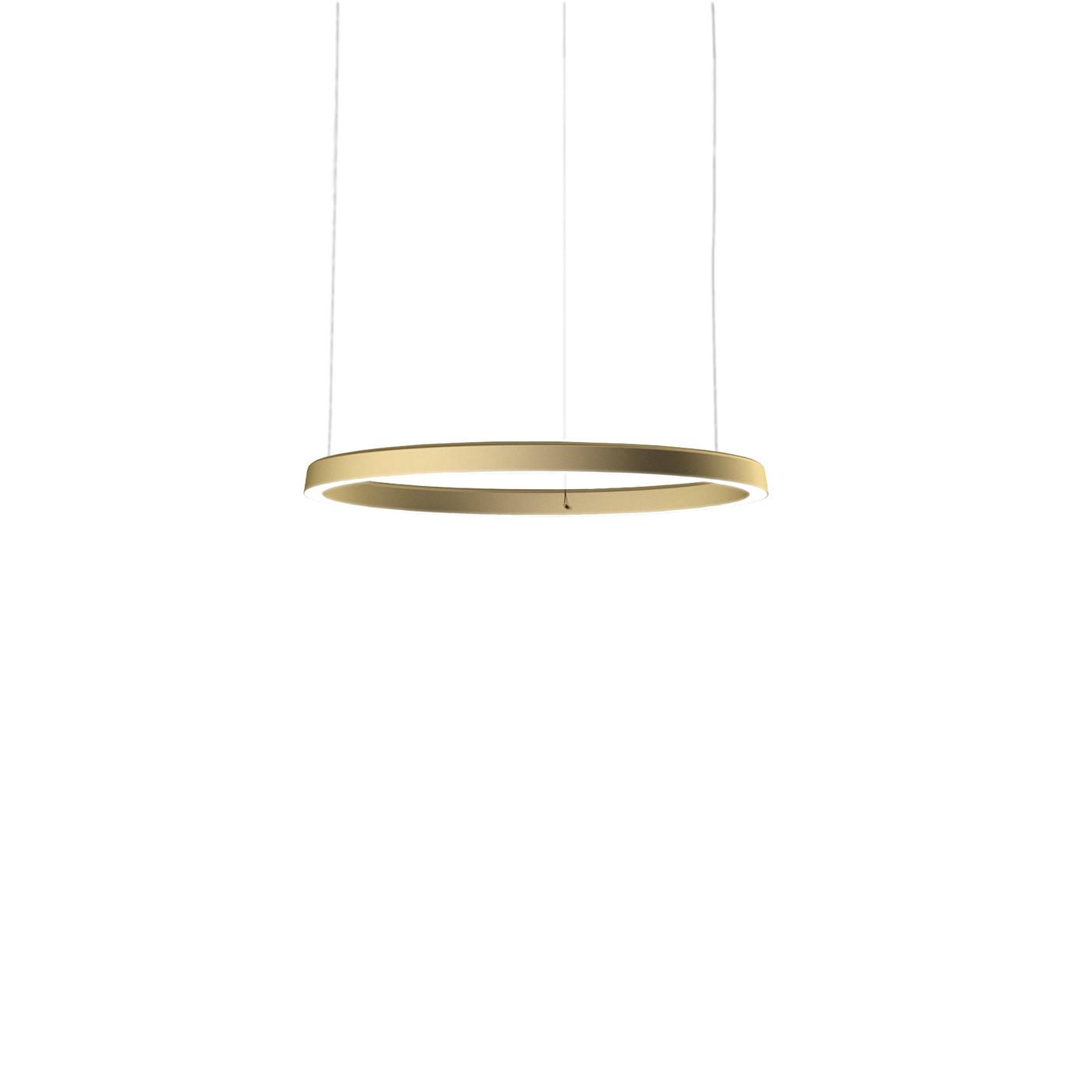 Luceplan Compendium Circle 72 Pendant Light