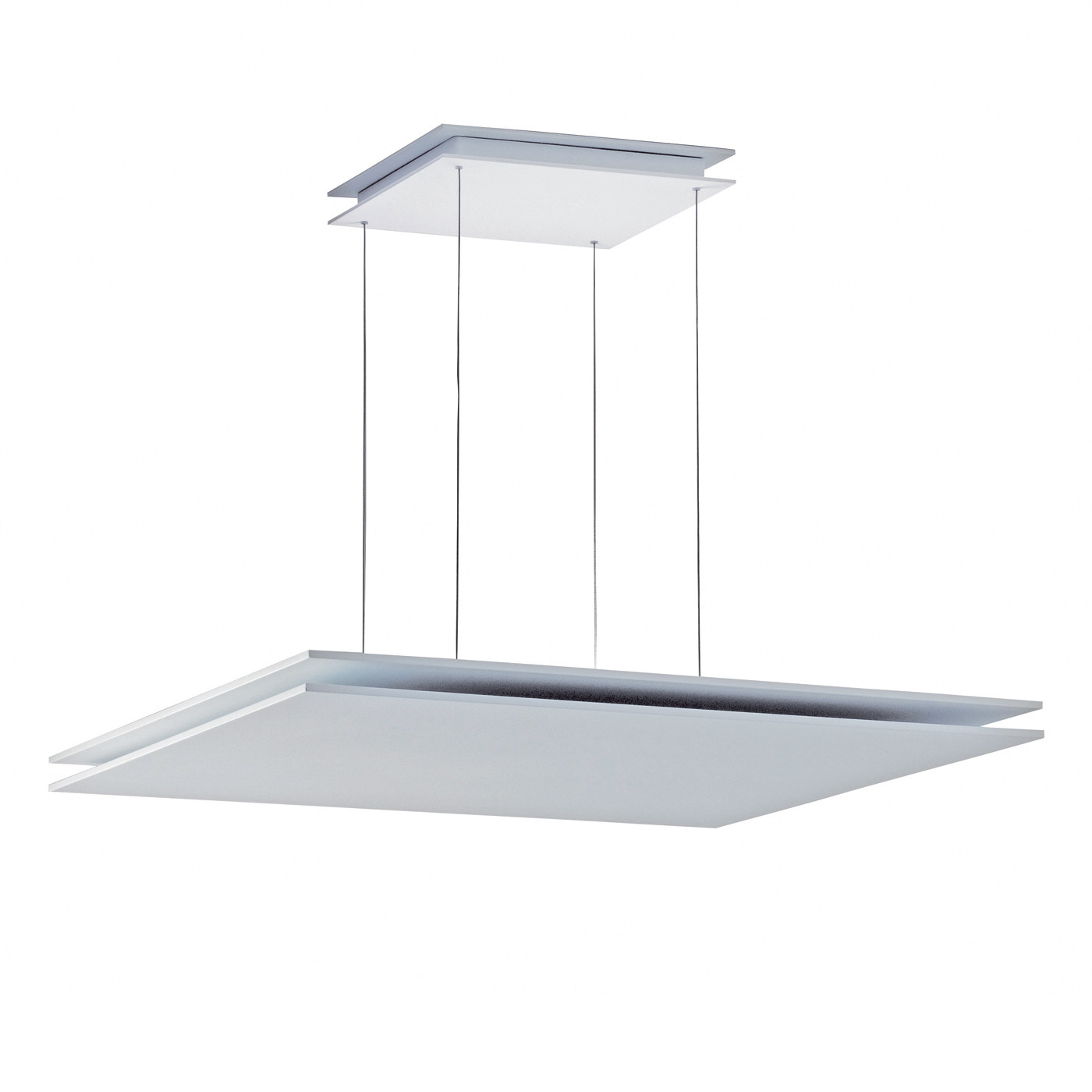 Lumini A Led.Lumini Quadratta Led Pendant Lamp