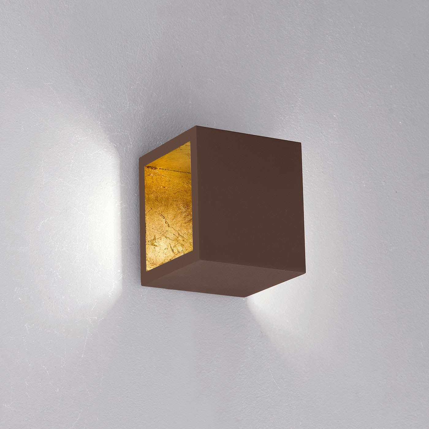 Icone Cubo 1.10 Wall and Ceiling Light