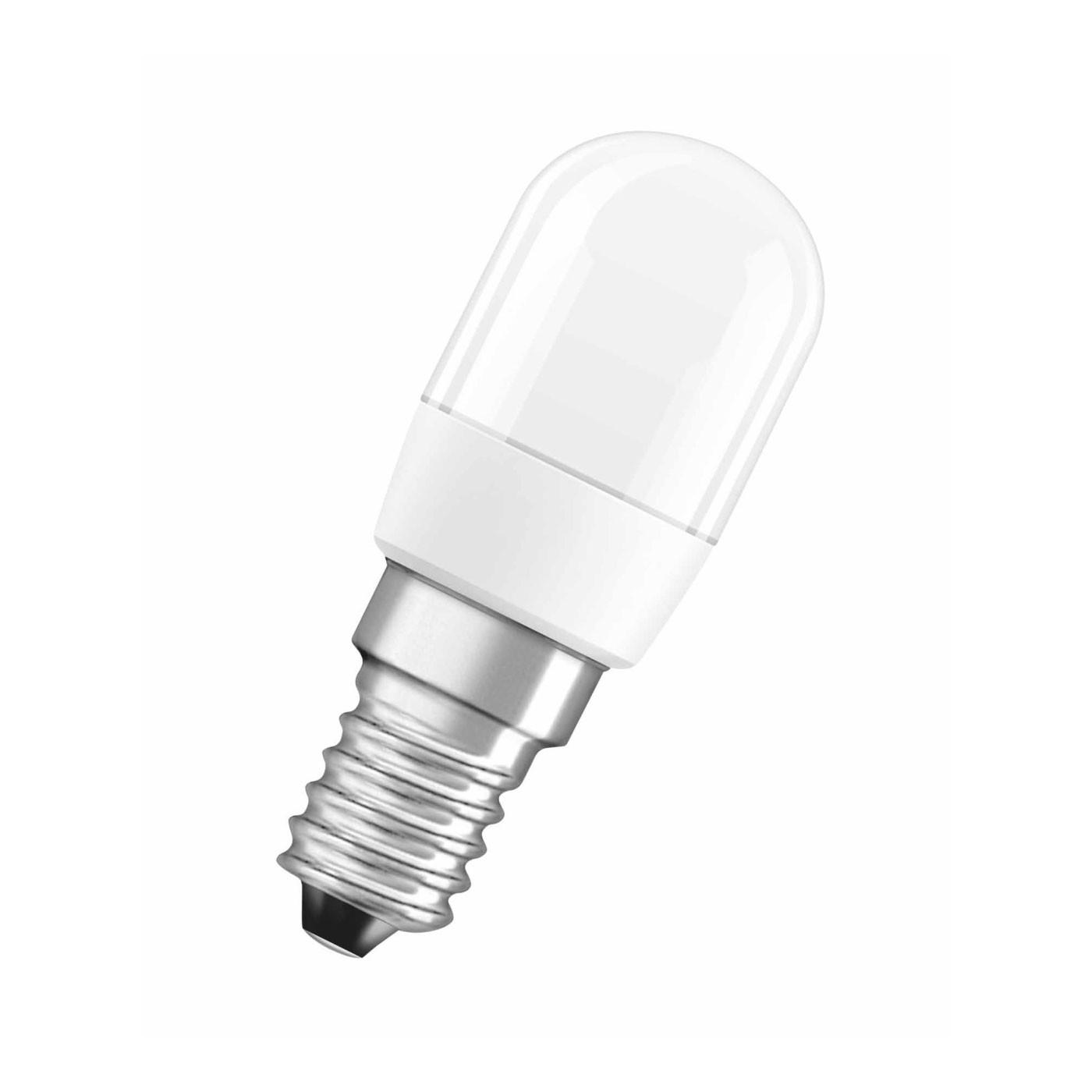 Osram LED pear-shaped lamp T26 2,3W/827 E14 warmwhite extra mat