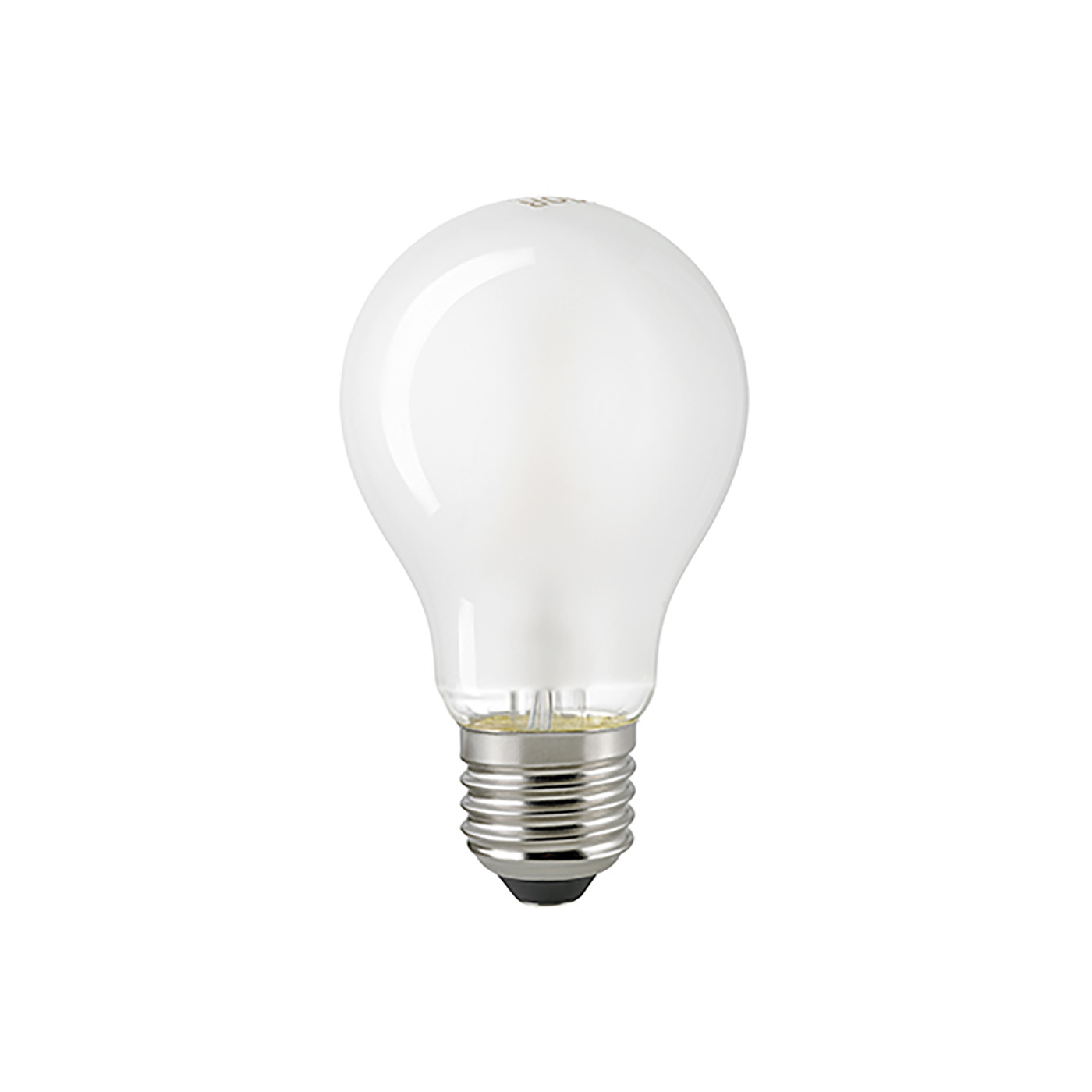 Sigor LED-Filament-Standardlampe A60 8,5W 2700K 230V E27 matt