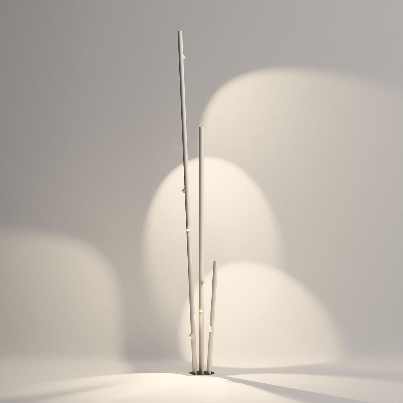 Vibia Bamboo 4812 Lampadaire d'extérieur