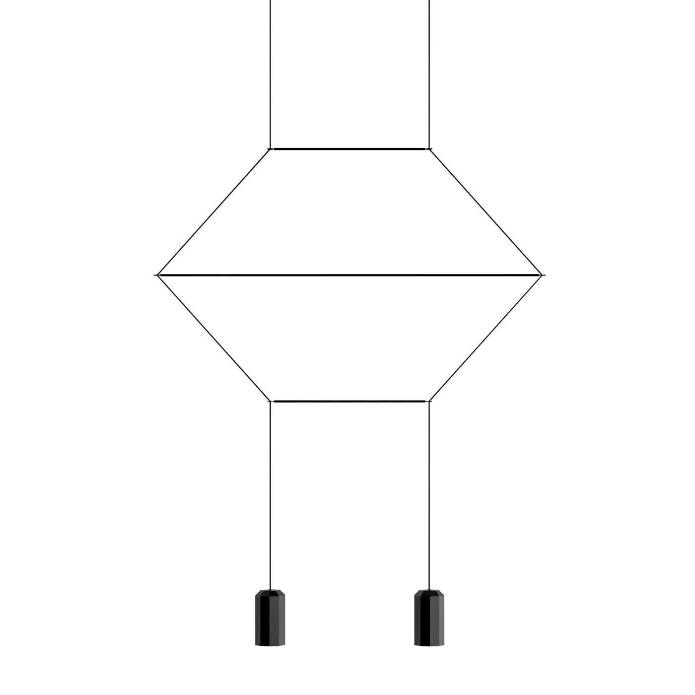 Vibia Wireflow Lineal 0320