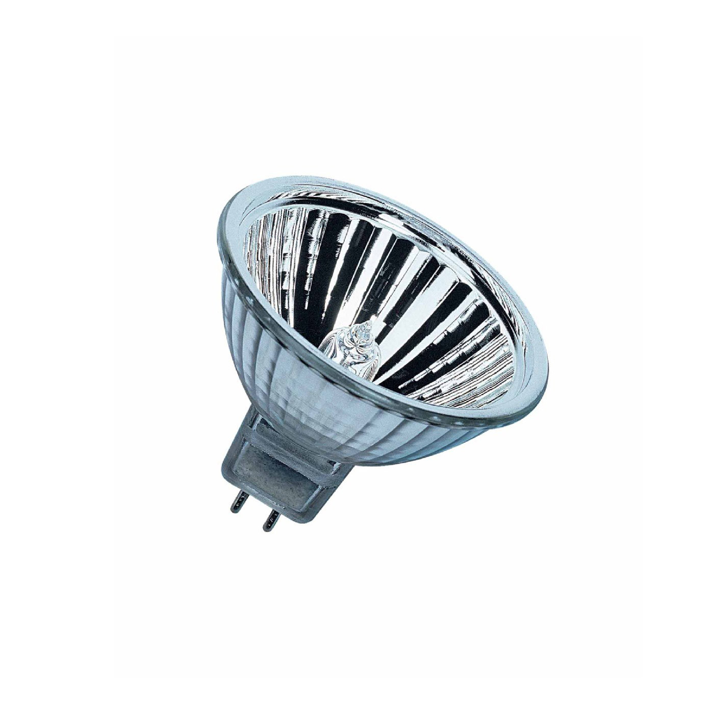 Osram lampe halogène avec réflecteur QR-CBC51 alu 35W 12V 36° GU5.3