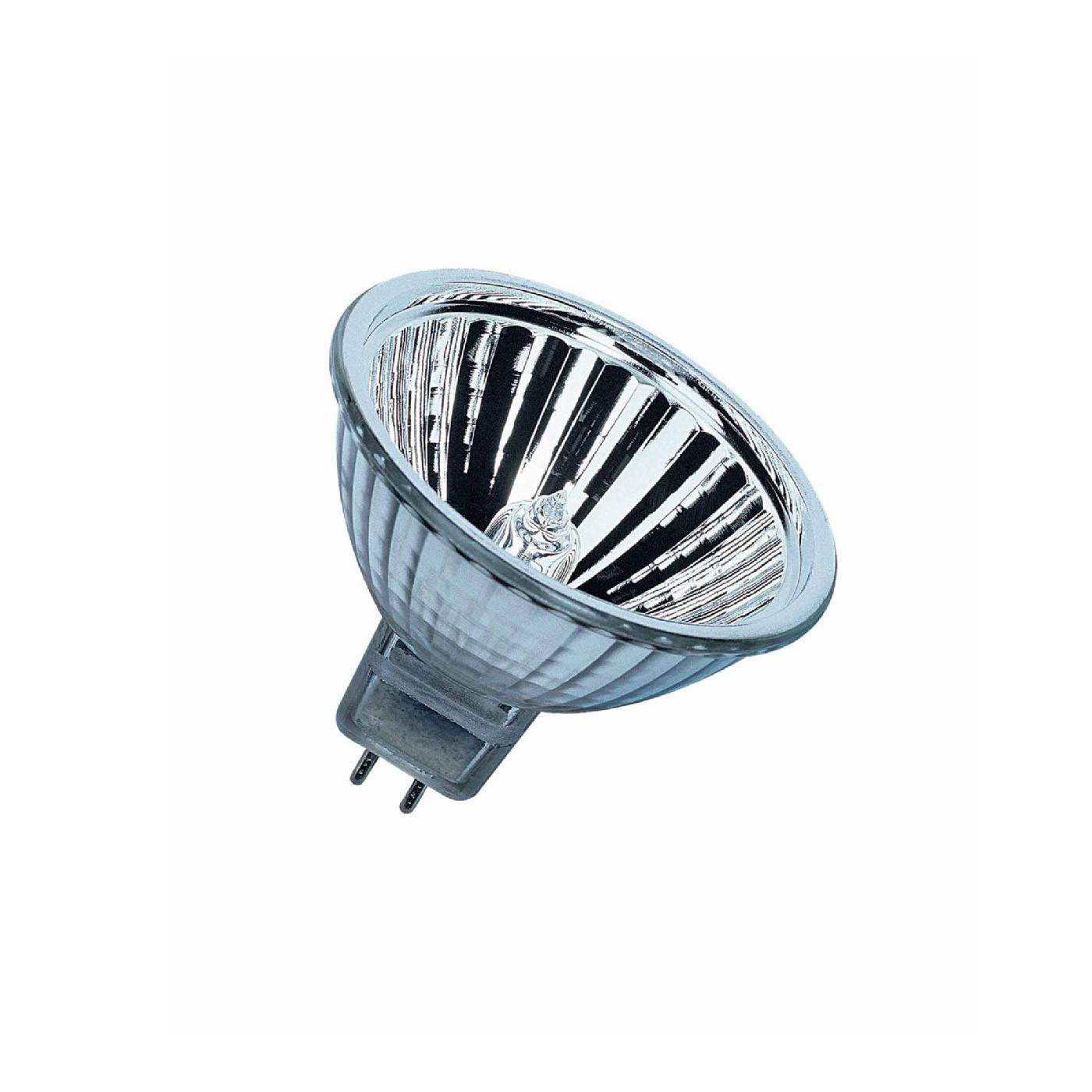Osram Halogen-Reflektorlampe Alu QR-CBC51 50W 12V 36° GU5.3