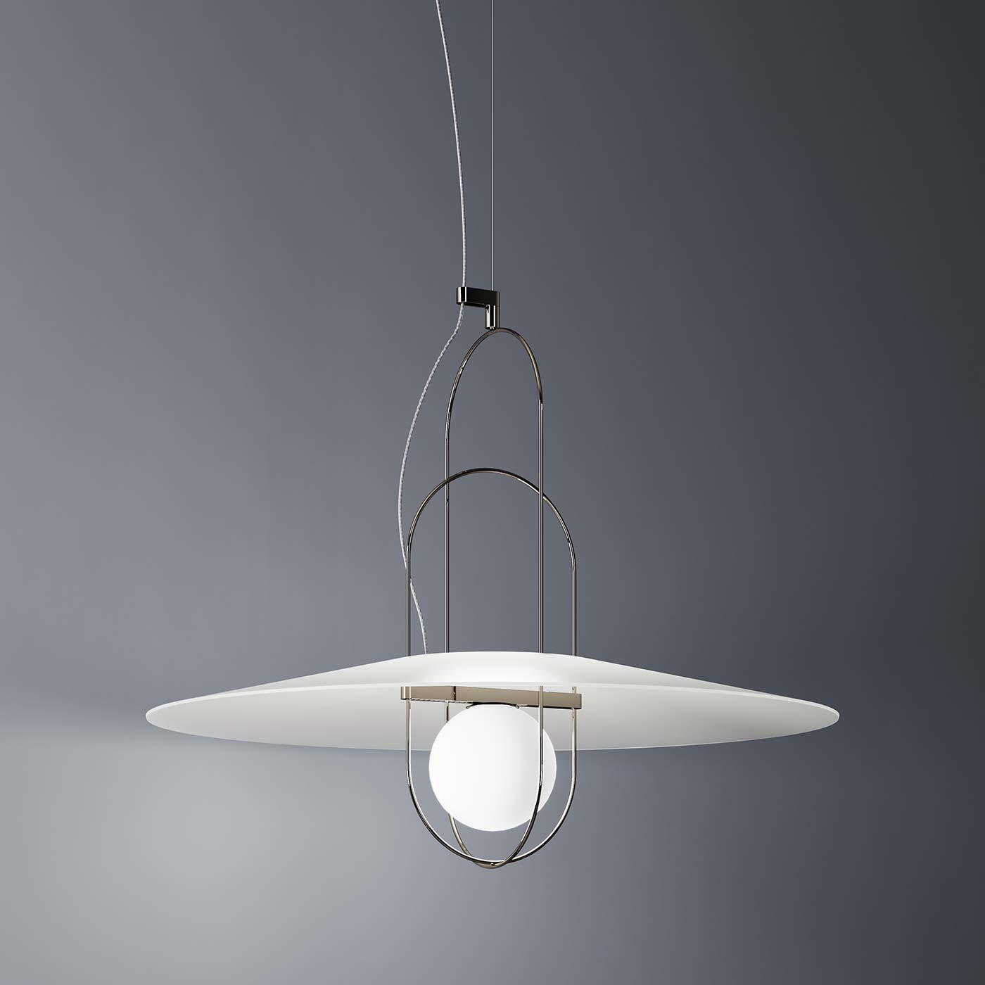Fontanaarte Setareh Glass Pendant Light At Nostraforma