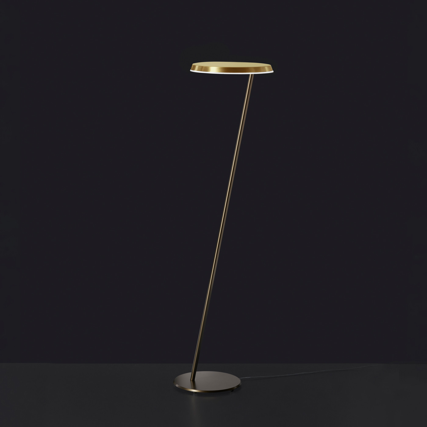 Oluce Amanita 619 Floor Lamp At Nostraforma
