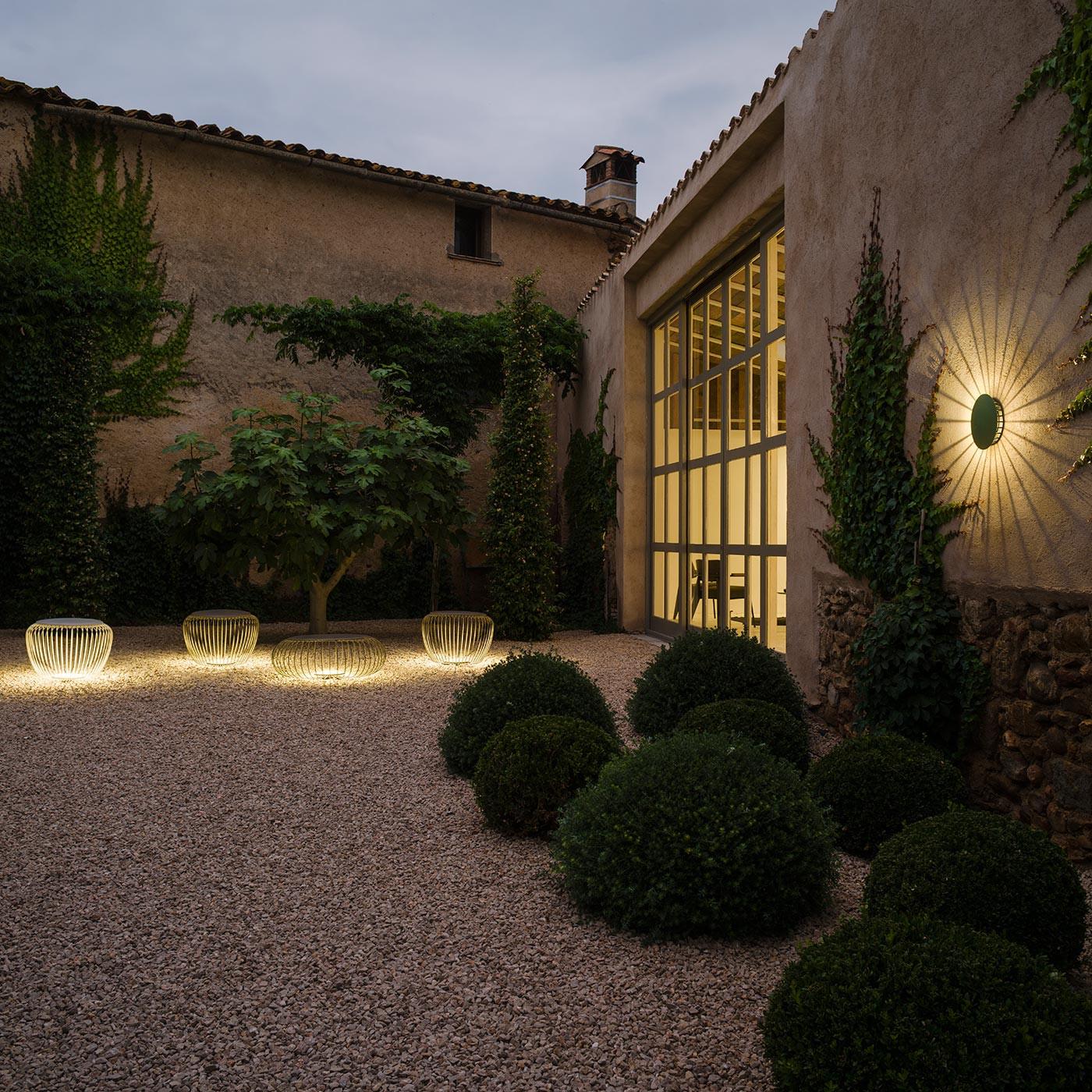 Vibia Meridiano 4715 Outdoor Floor Lamp At Nostraforma