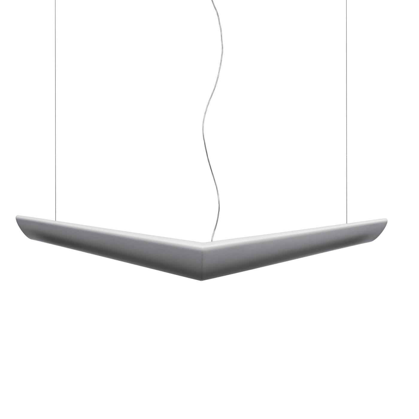 Artemide Architectural Mouette LED symmetrische Pendelleuchte