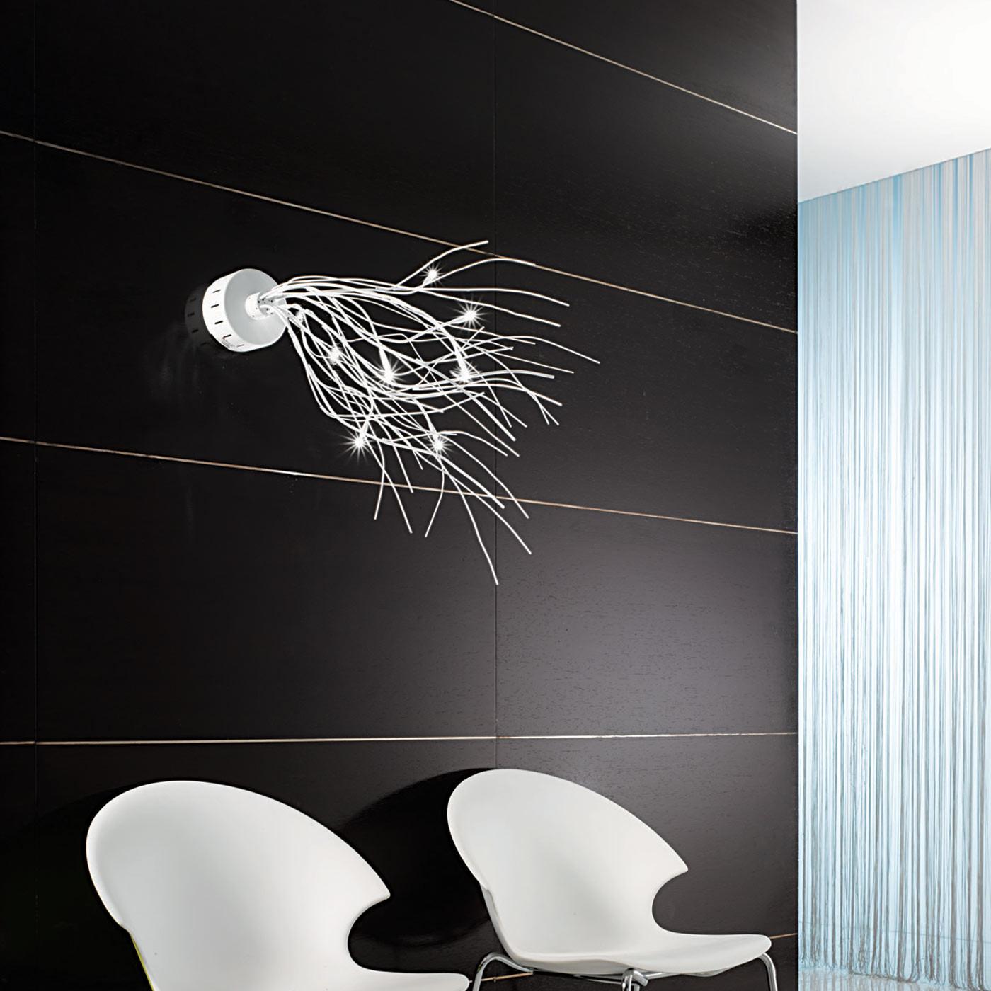 Icone Saggina 6 Wand-/Deckenleuchte