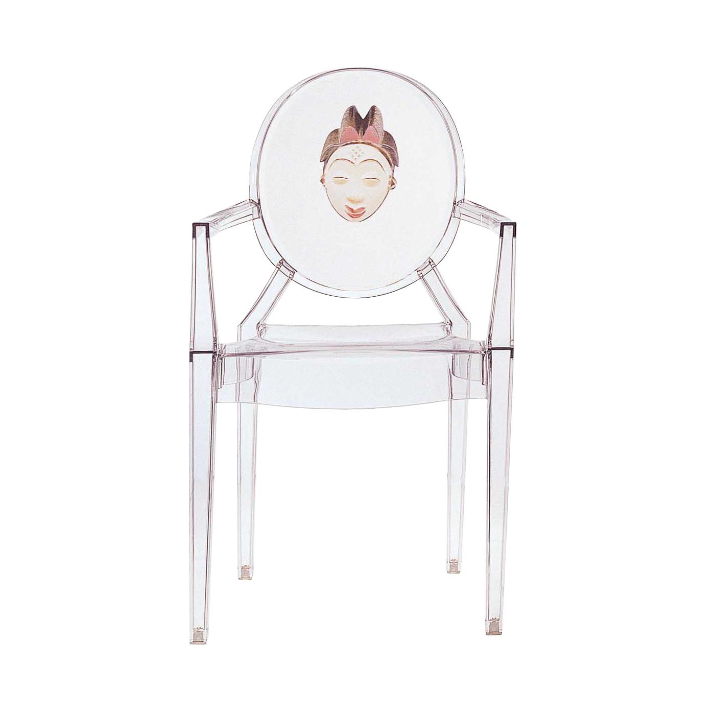 Fauteuil Louis Ghost De Philippe Starck kartell louis ghost 4854
