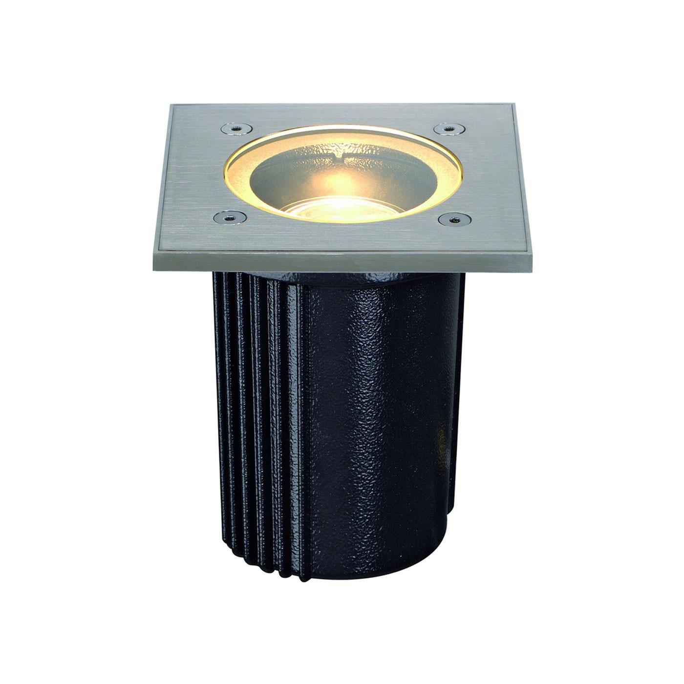 SLV Dasar Exact GU10 lampe encastrée