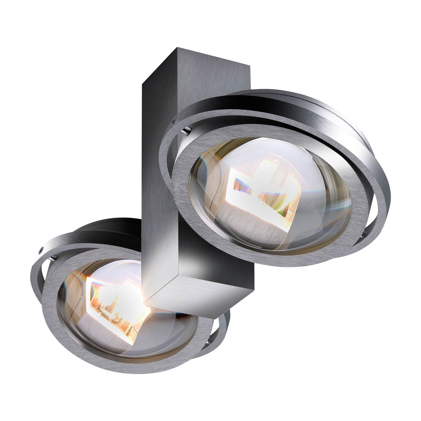 Delight Logos Led Office Spot 2 Ceiling Spotlight