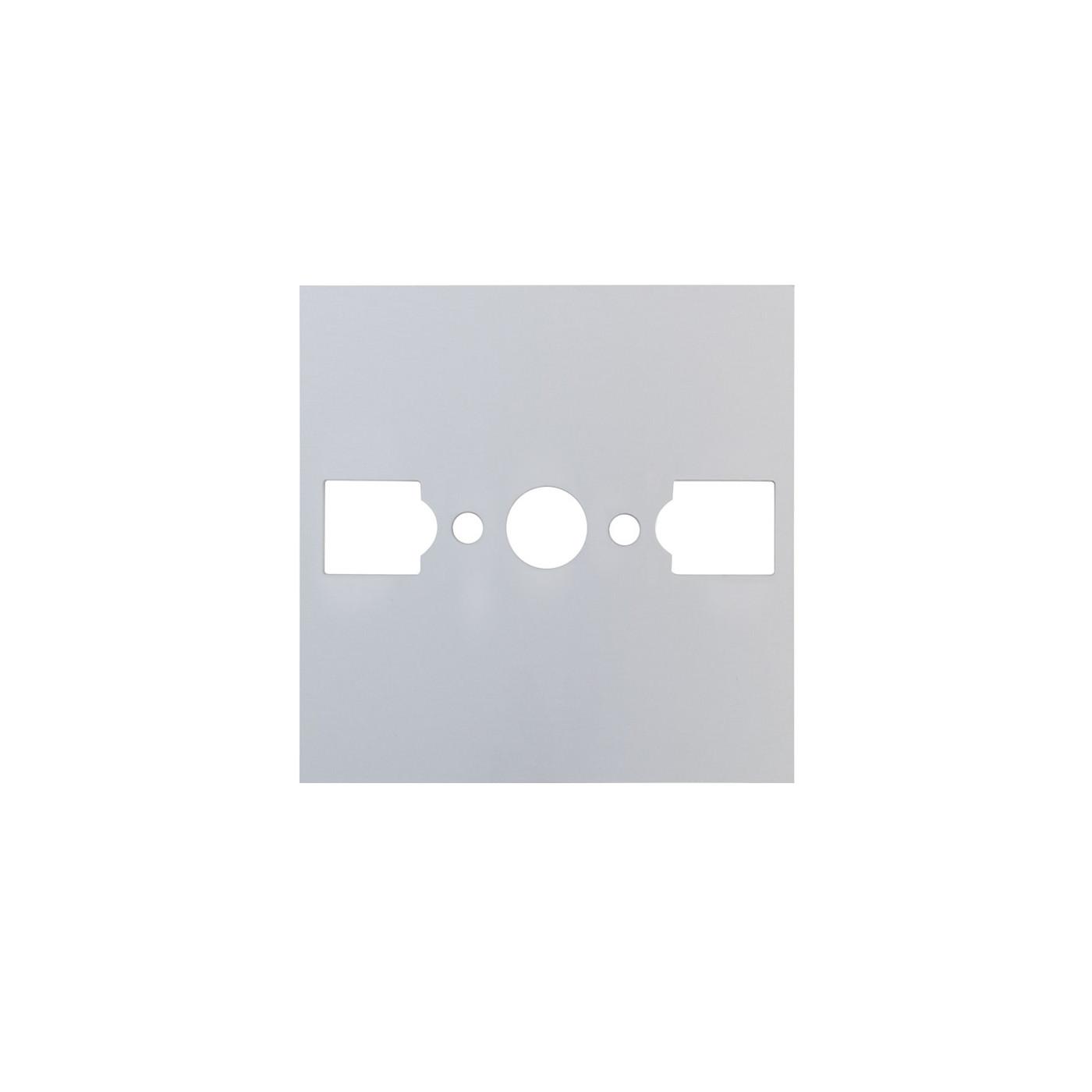 Serien Lighting SML Wall Halogen Wandabdeckplatte für Wandleuchte