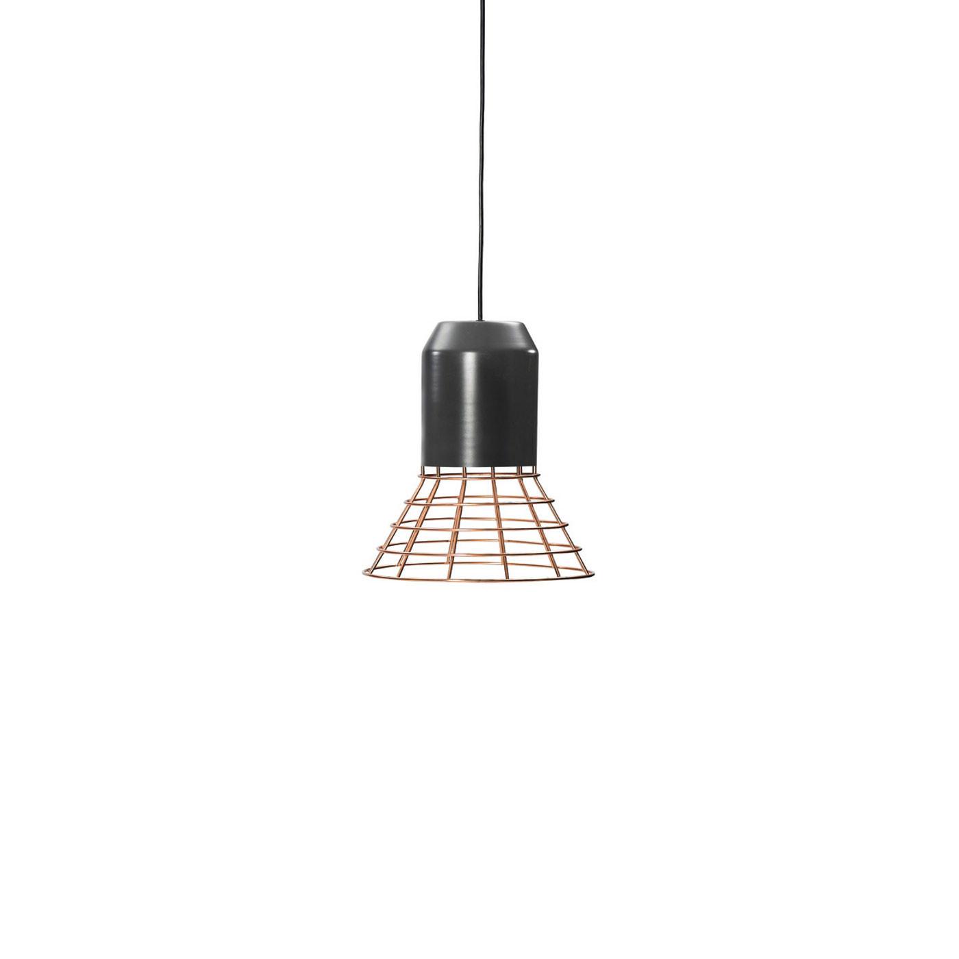 ClassiCon Bell Light Copper Pendelleuchte