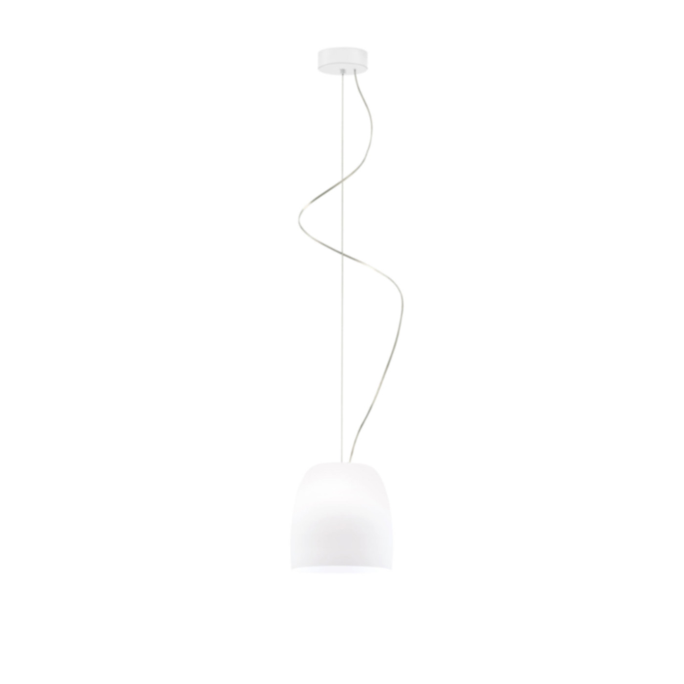 Prandina Notte S1 Glas LED Pendelleuchte