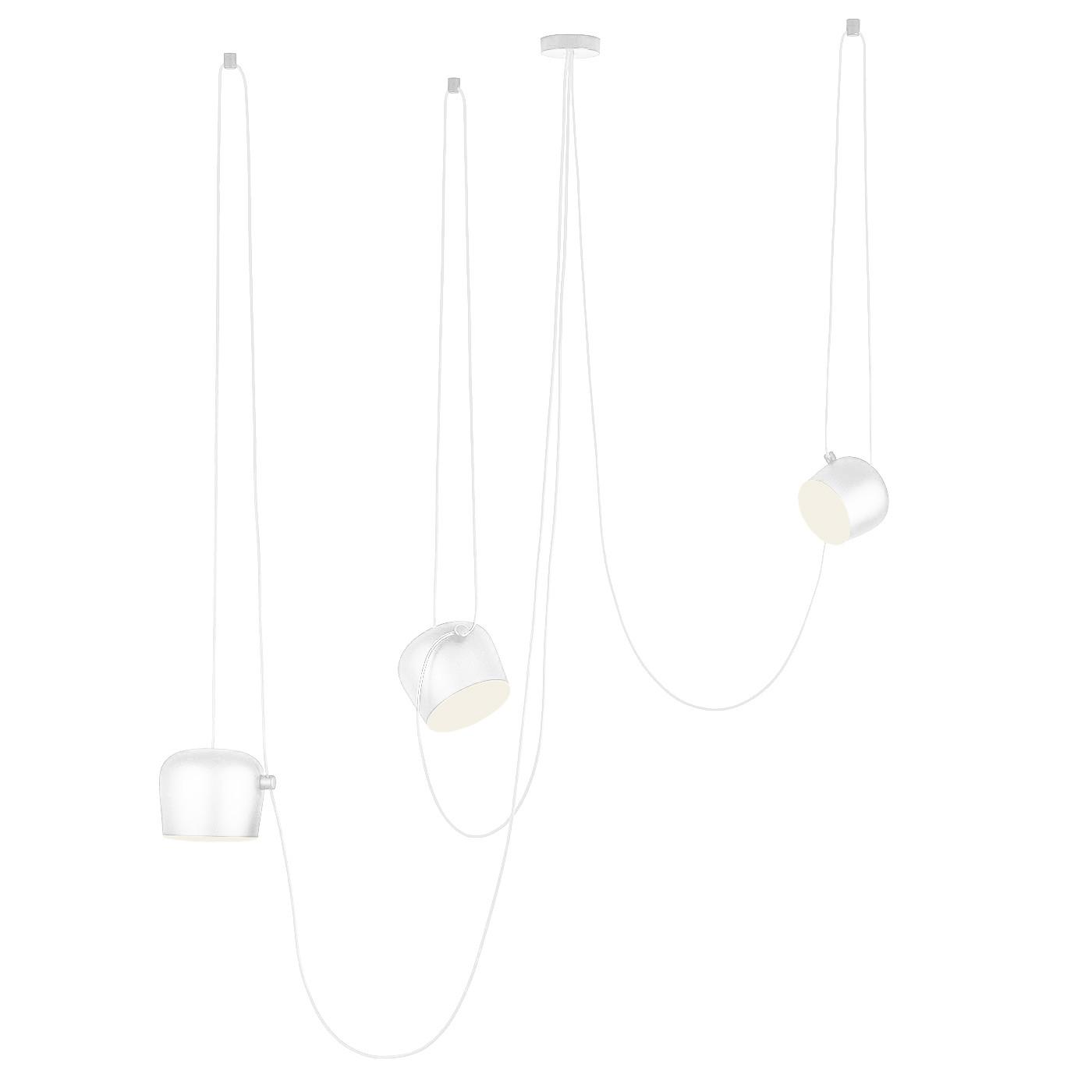 Flos Aim 3 Mixed Sospensione LED