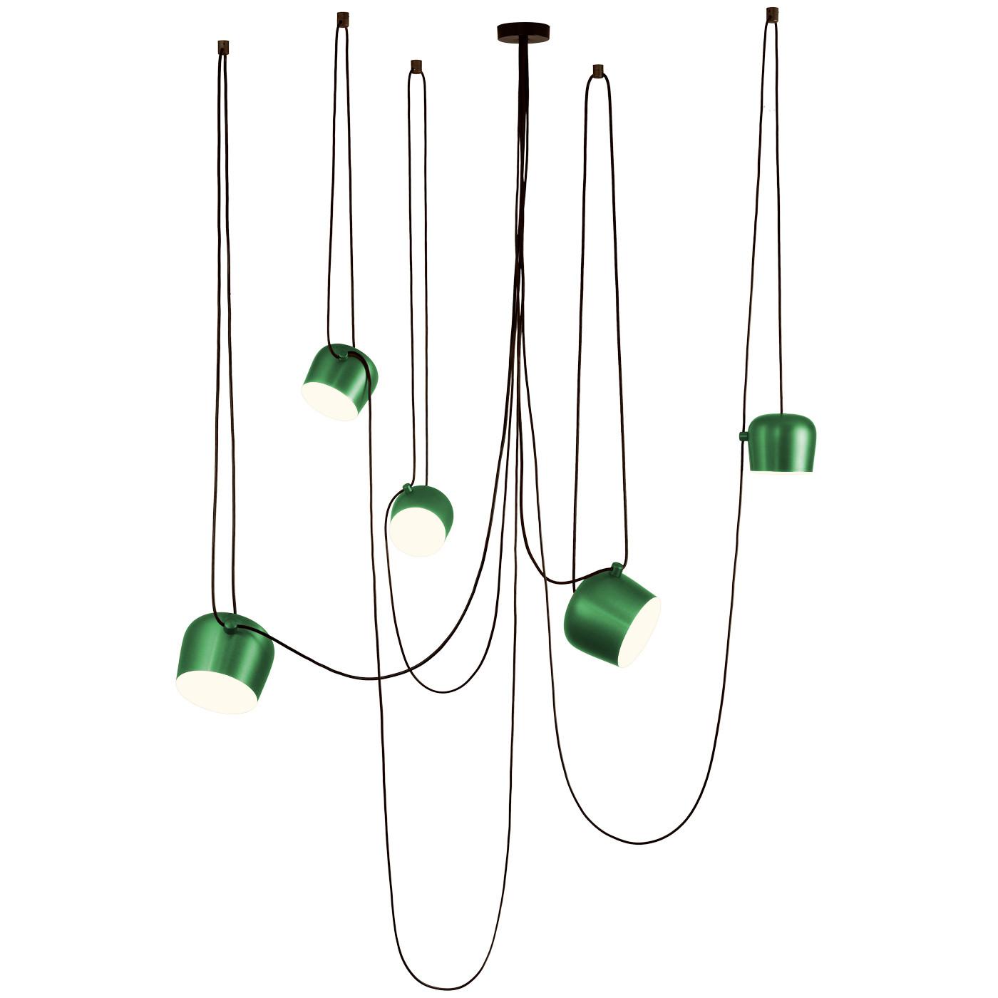 Flos Aim 5 Mixed Sospensione LED