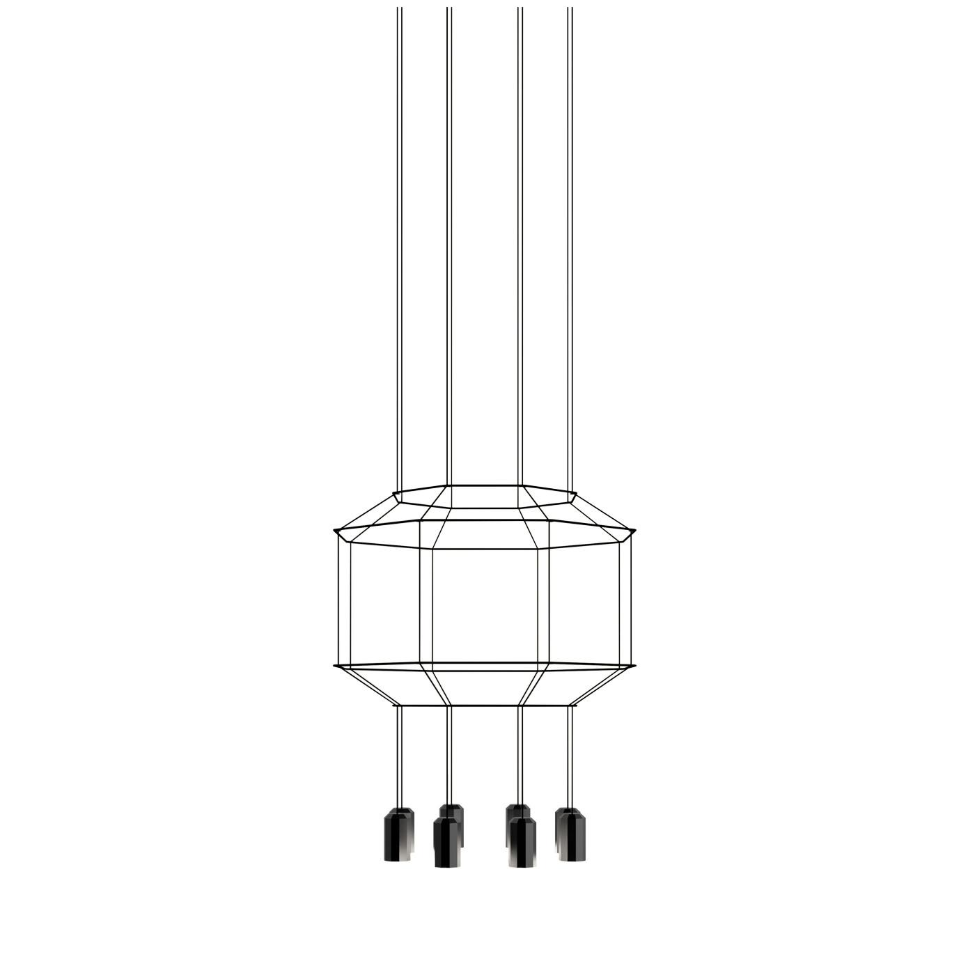 Vibia Wireflow 8 LEDs