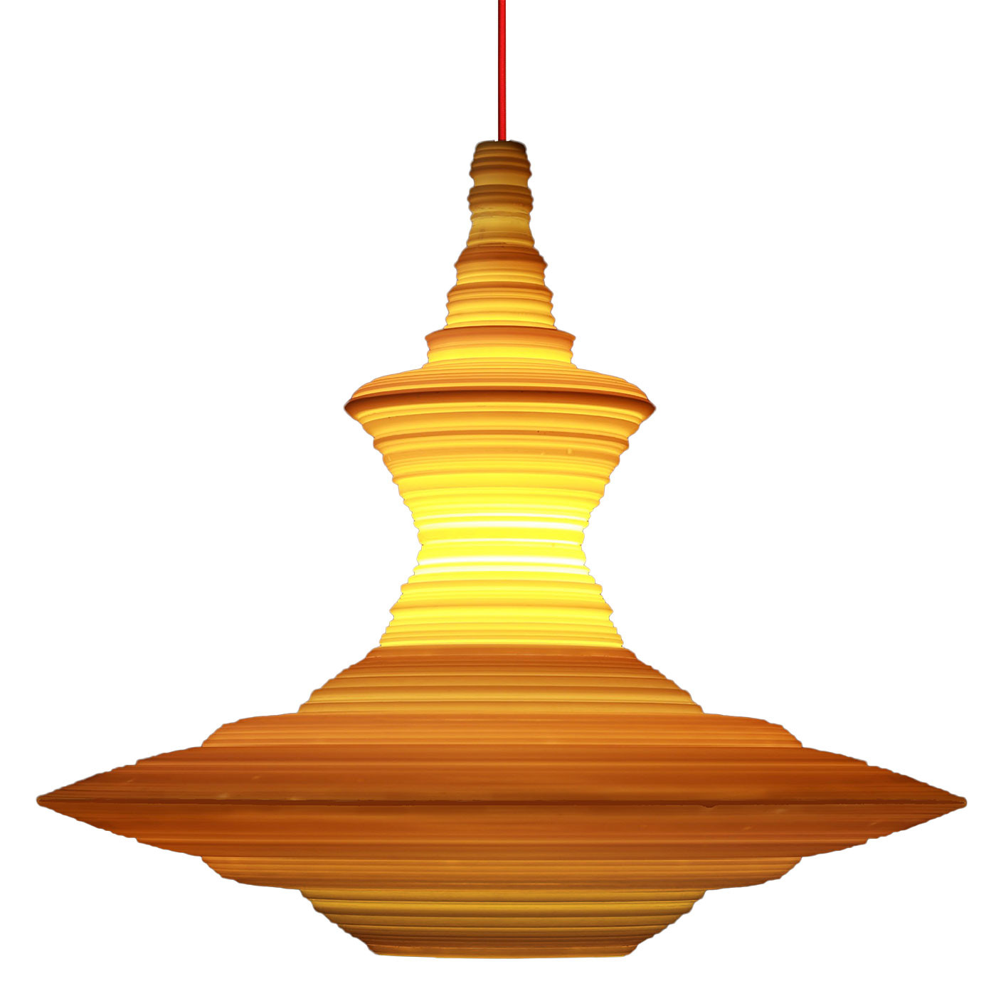 Innermost Stupa 56 Pendelleuchte