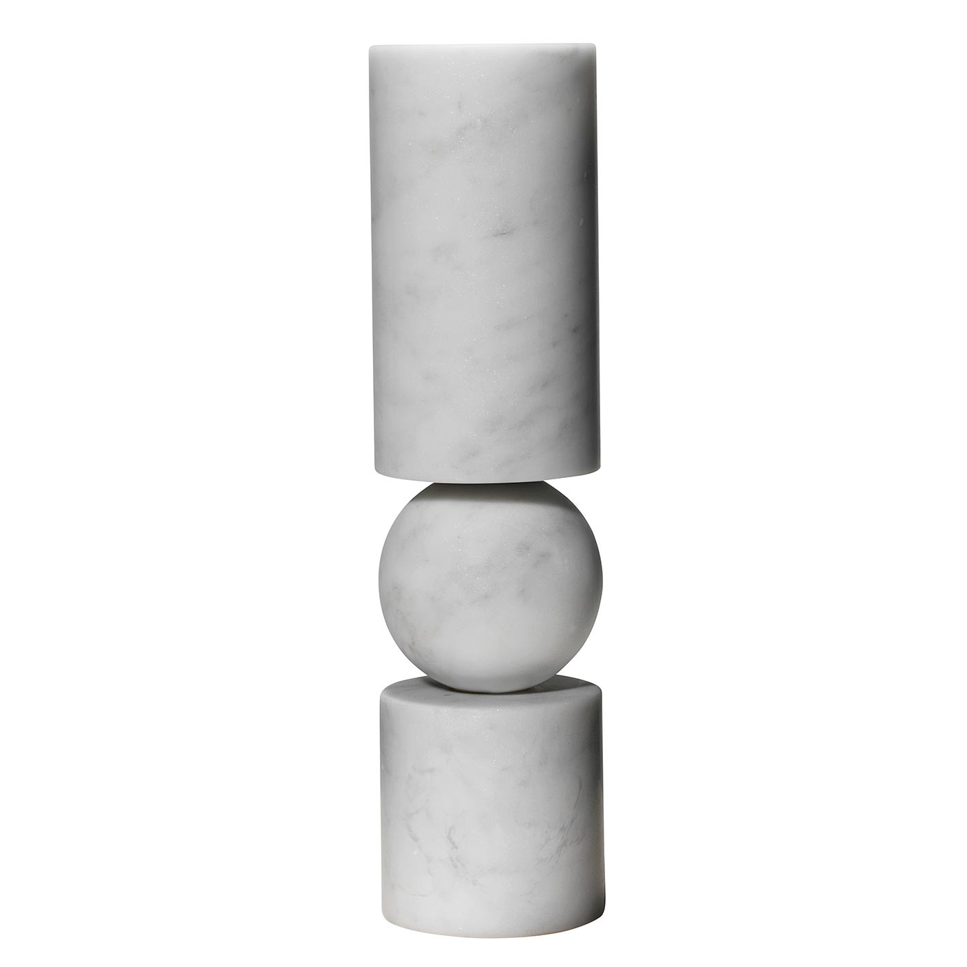Lee Broom Fulcrum Small Marble Kerzenhalter