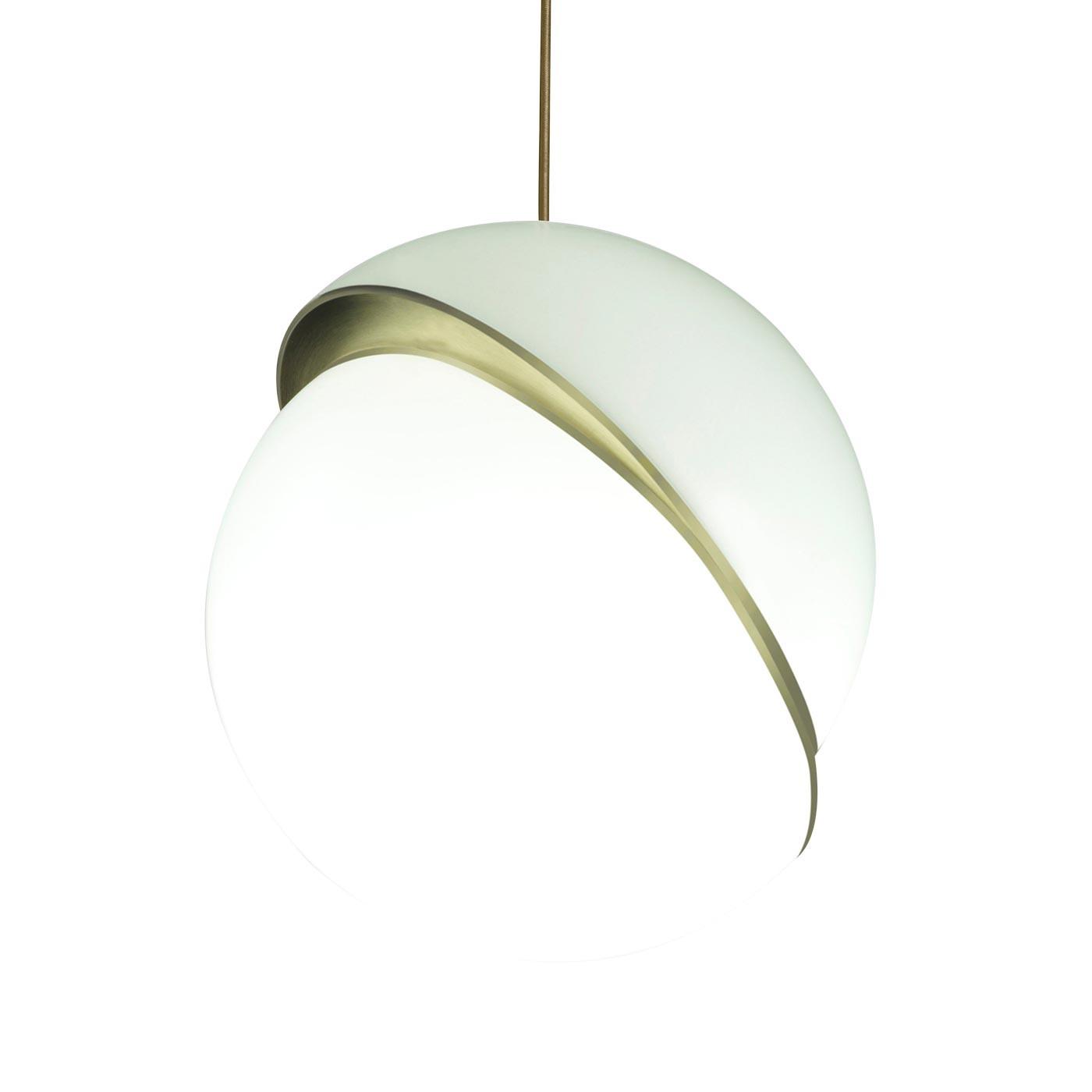 Lee Broom Crescent Light Pendant At Nostraforma