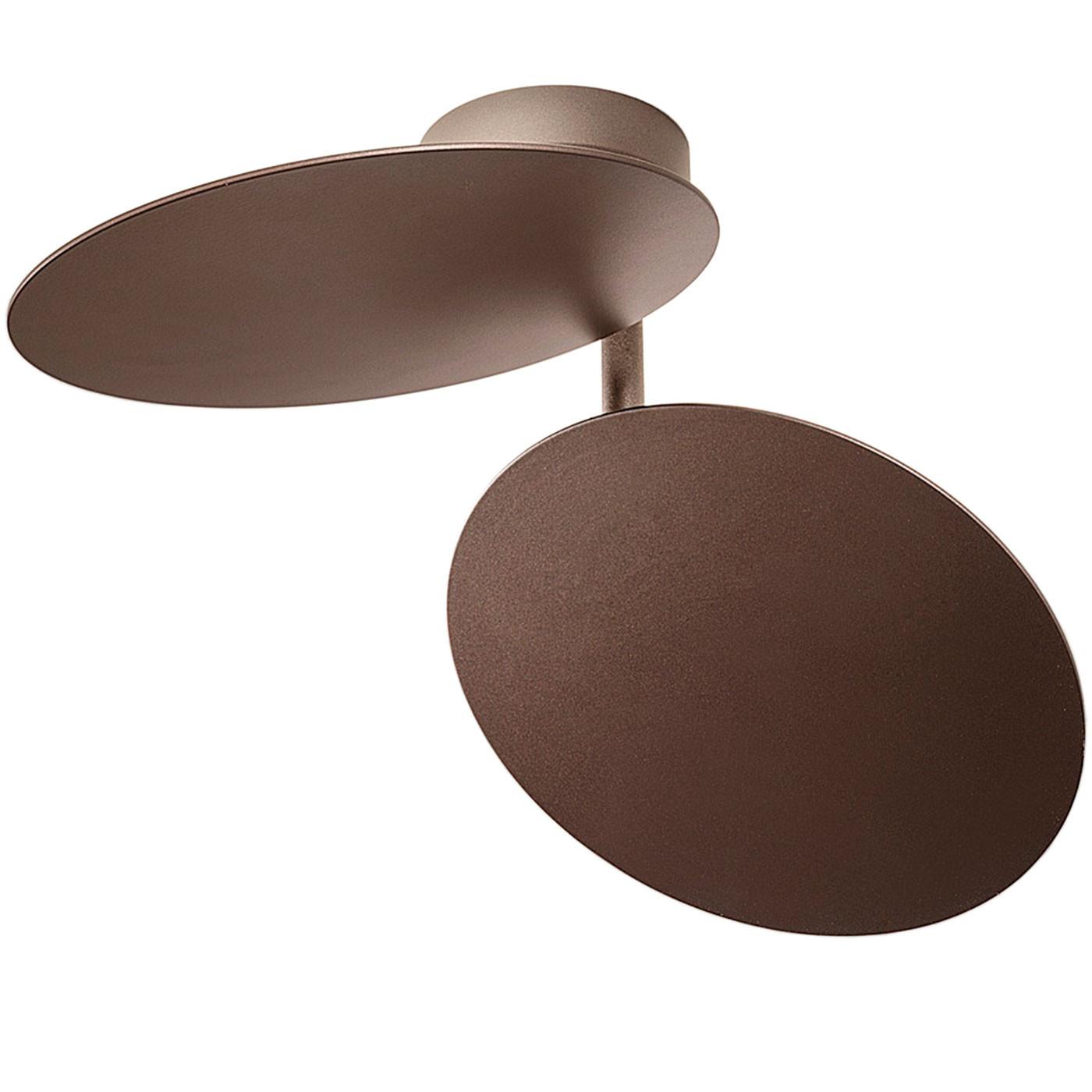 Studio Italia Design Puzzle Double Round Wand-/Deckenleuchte
