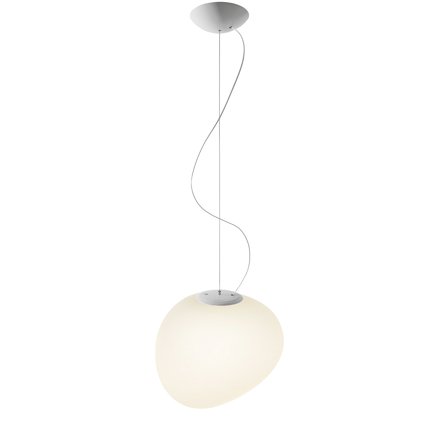 Foscarini Gregg Media Sospensione LED
