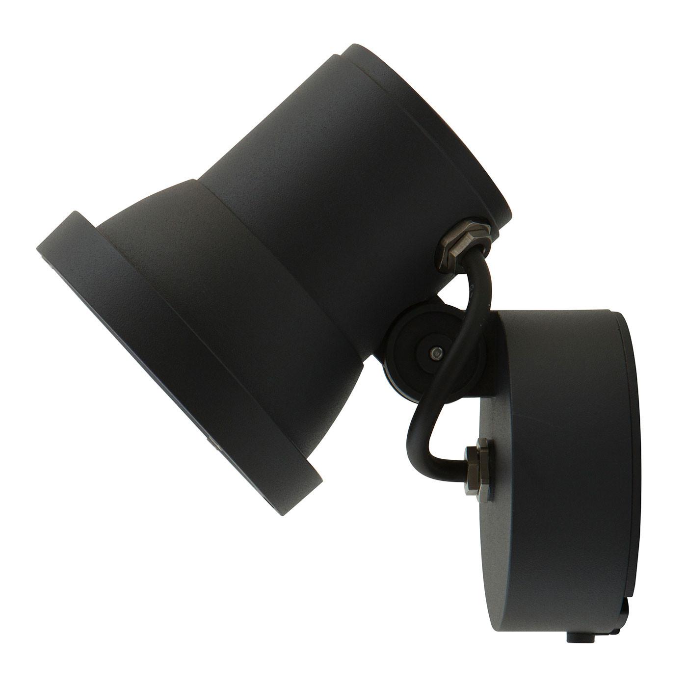Bega 77607 LED-Scheinwerfer mit Montagedose, ohne Netzteil
