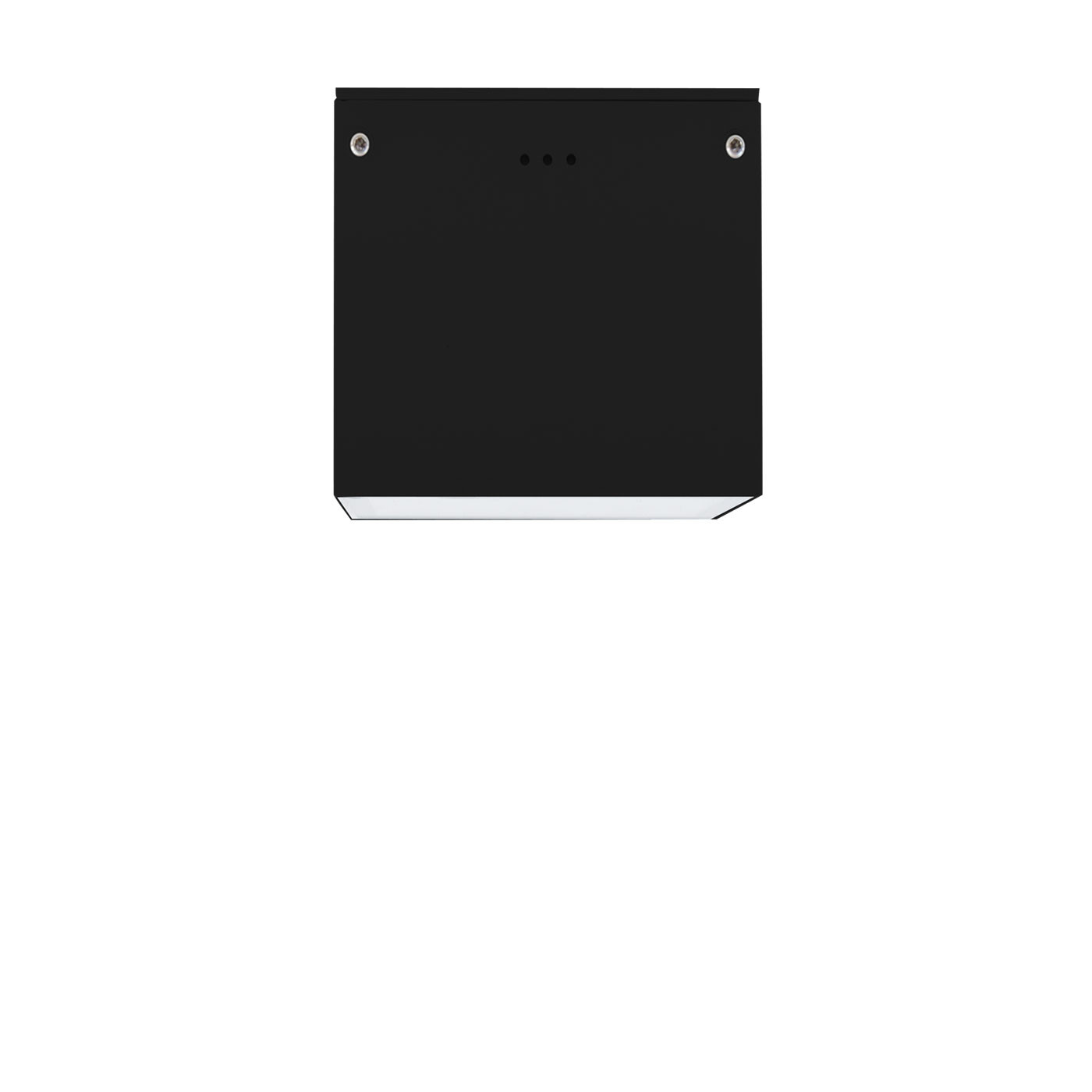 Bega 66158 LED Deckenstrahler, symmetrische Lichtverteilung