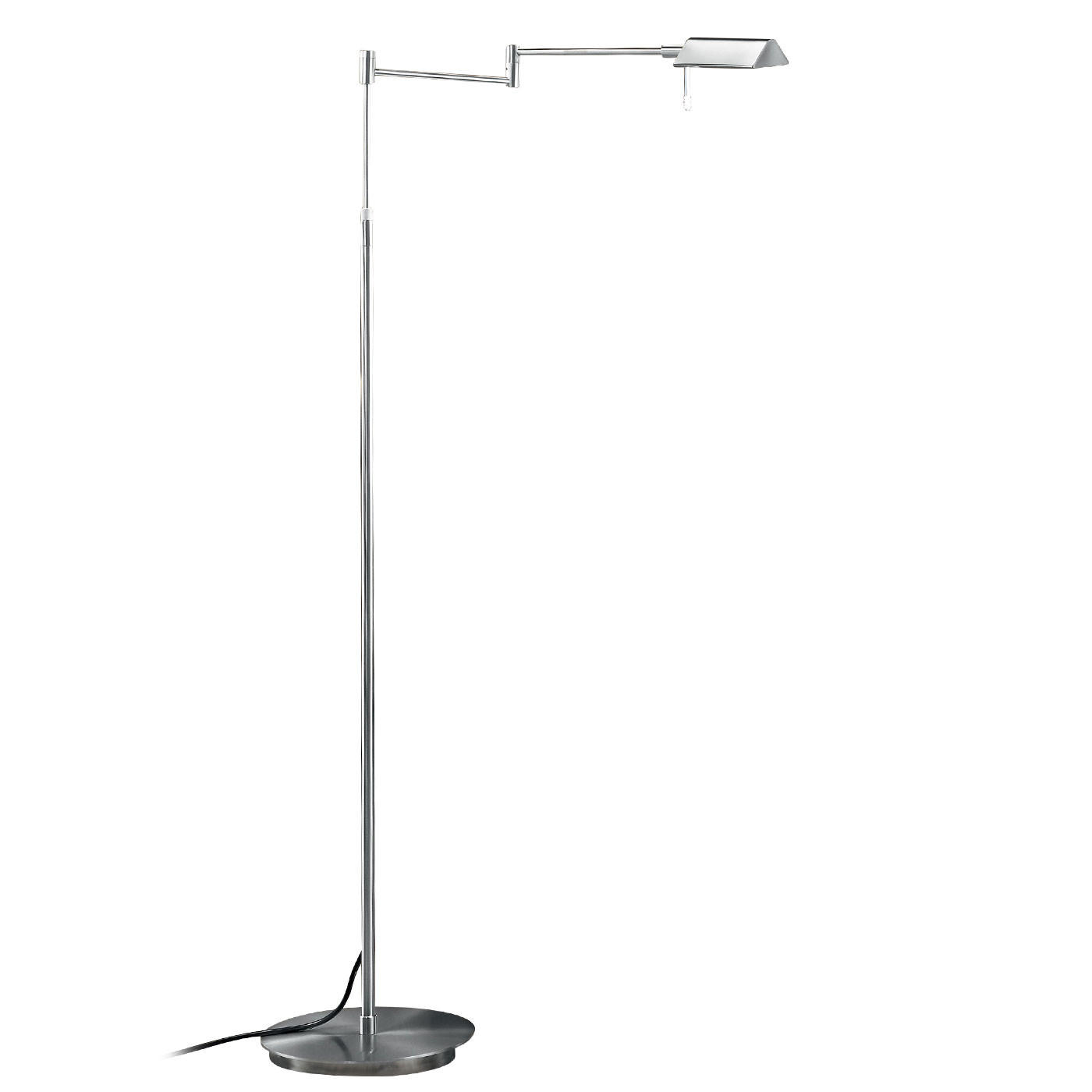Holtkötter 9614 At Nostraforma, Floor Lamp With Dimmer Switch And Adjustable Arm