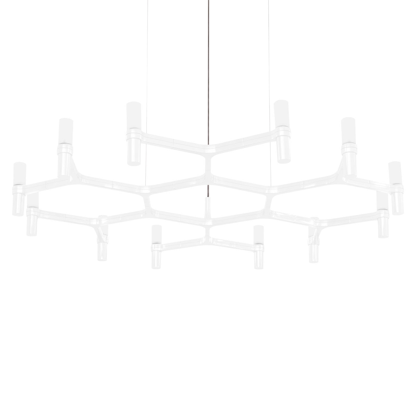 Nemo Crown Plana Minor Chandelier