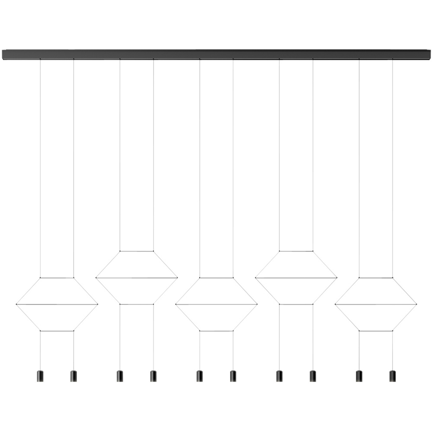 Vibia Wireflow Lineal 0330