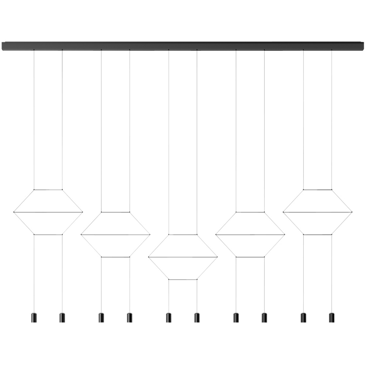 Vibia Wireflow Lineal 0332