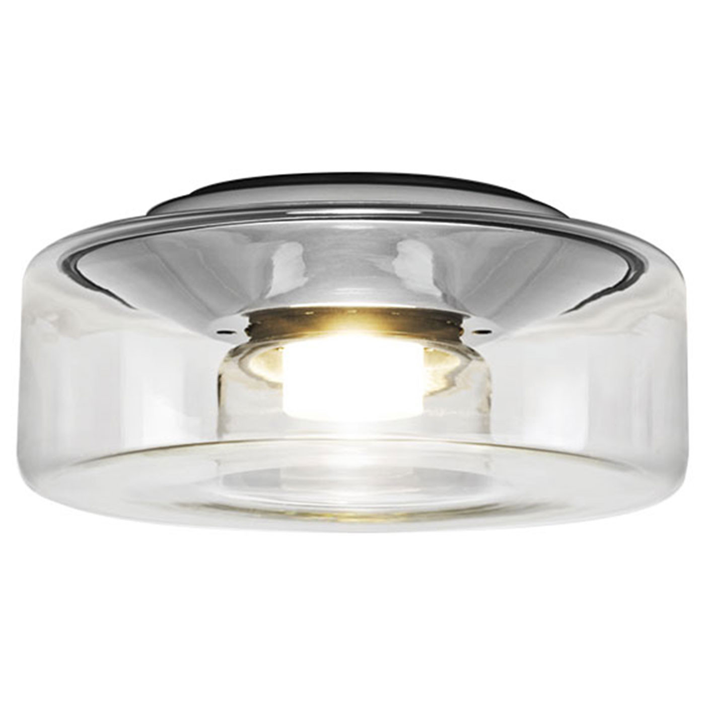 Serien Lighting Curling Ceiling L LED, 2700K