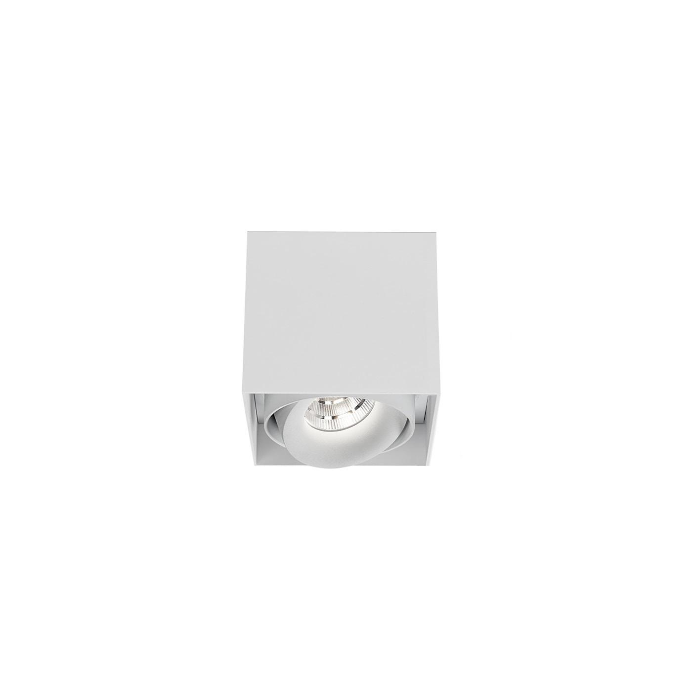 Delta Light Minigrid On Si 150 Box 50° Plafonnier