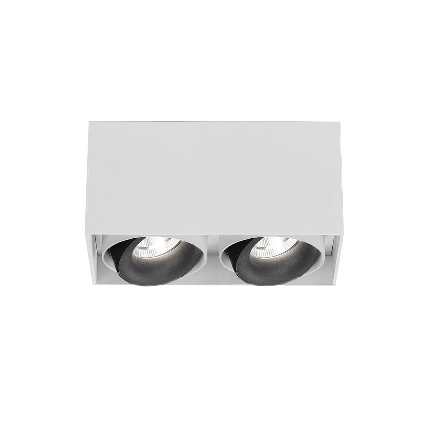 Delta Light Minigrid On Si 250 Box 33° Plafonnier