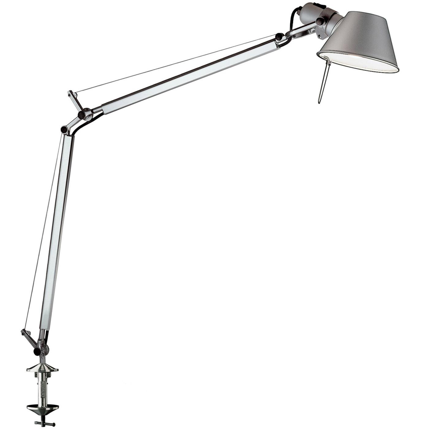 Artemide Tolomeo Tavolo LED mit Tischklemme