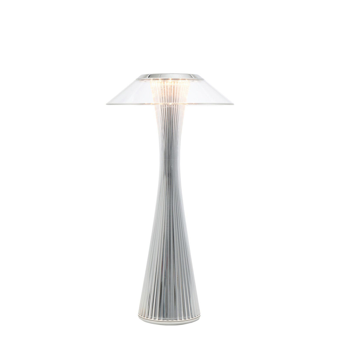 Kartell Space Outdoor Table Lamp With Battery At Nostraforma