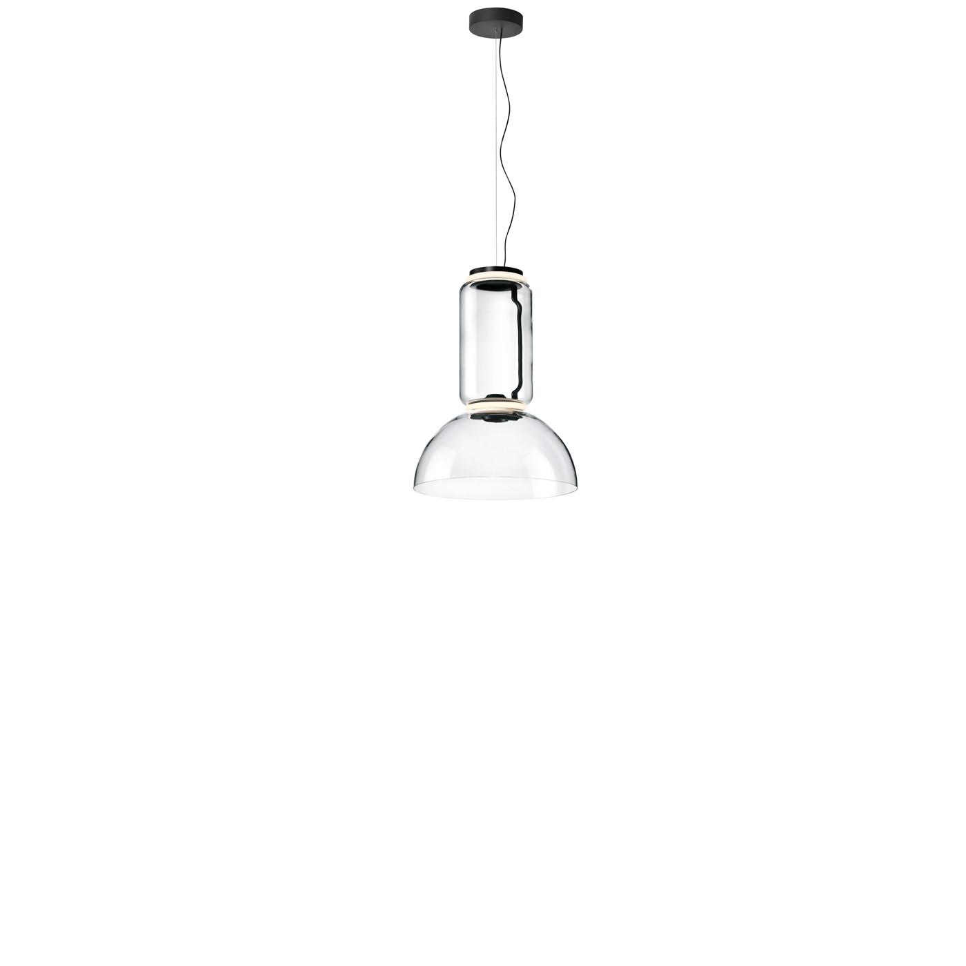 Flos Noctambule Low Cylinders & Bowl LED